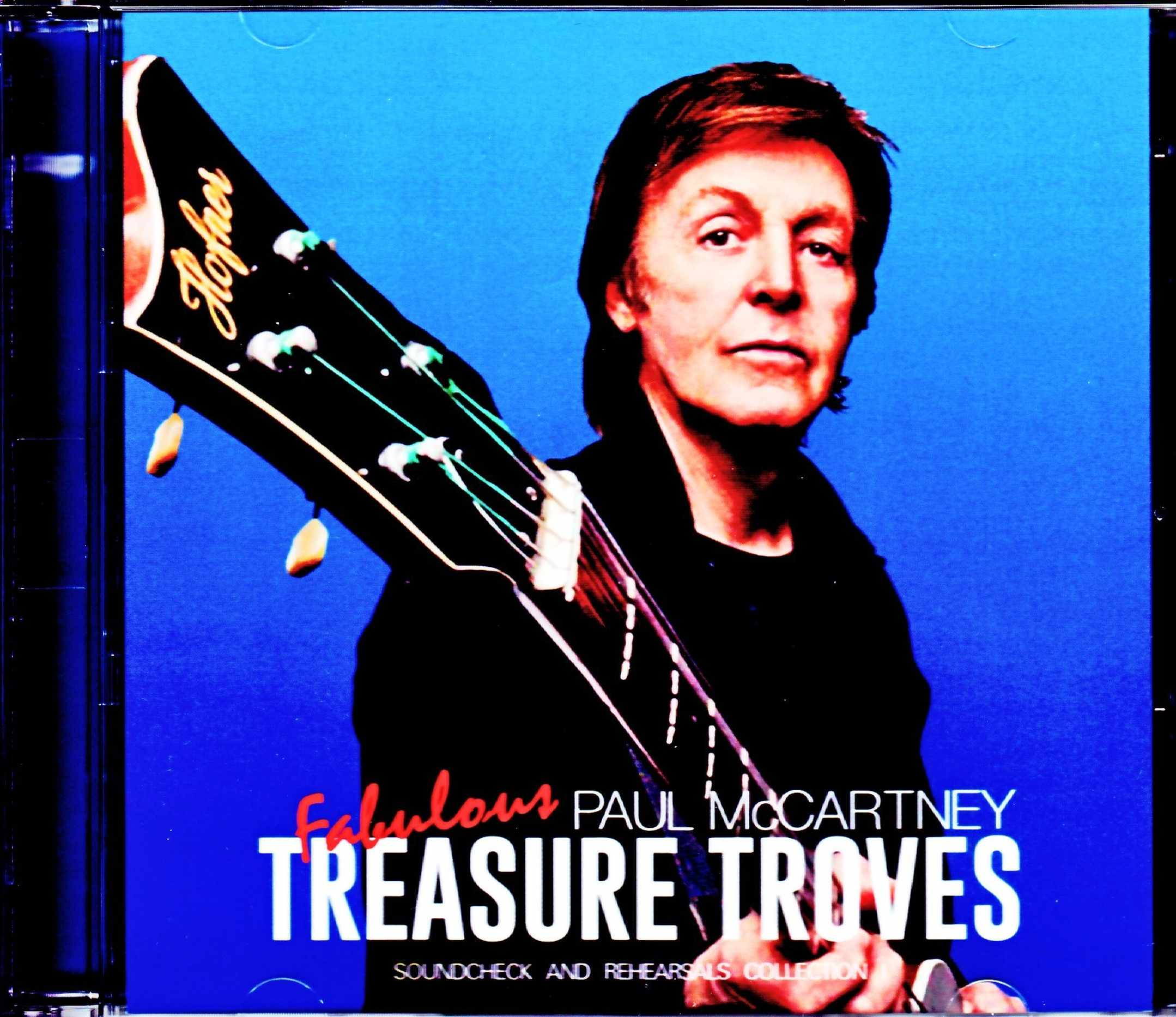 Paul McCartney ポール・マッカートニー /Soundcheck and Rehearsal Collection Vol.1