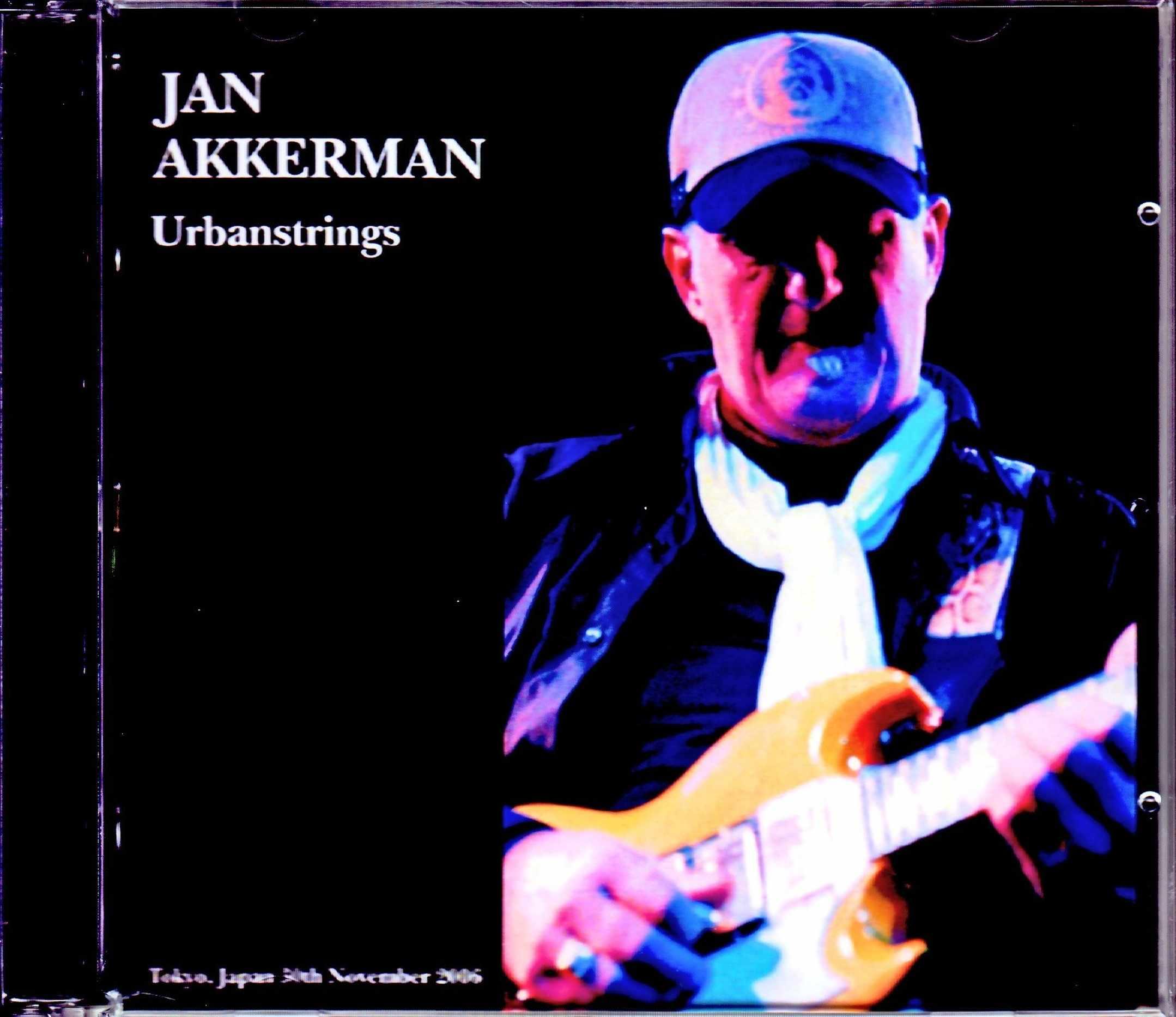 Jan Akkerman ヤン・アッカーマン/Tokyo,Japan 11.30.2006