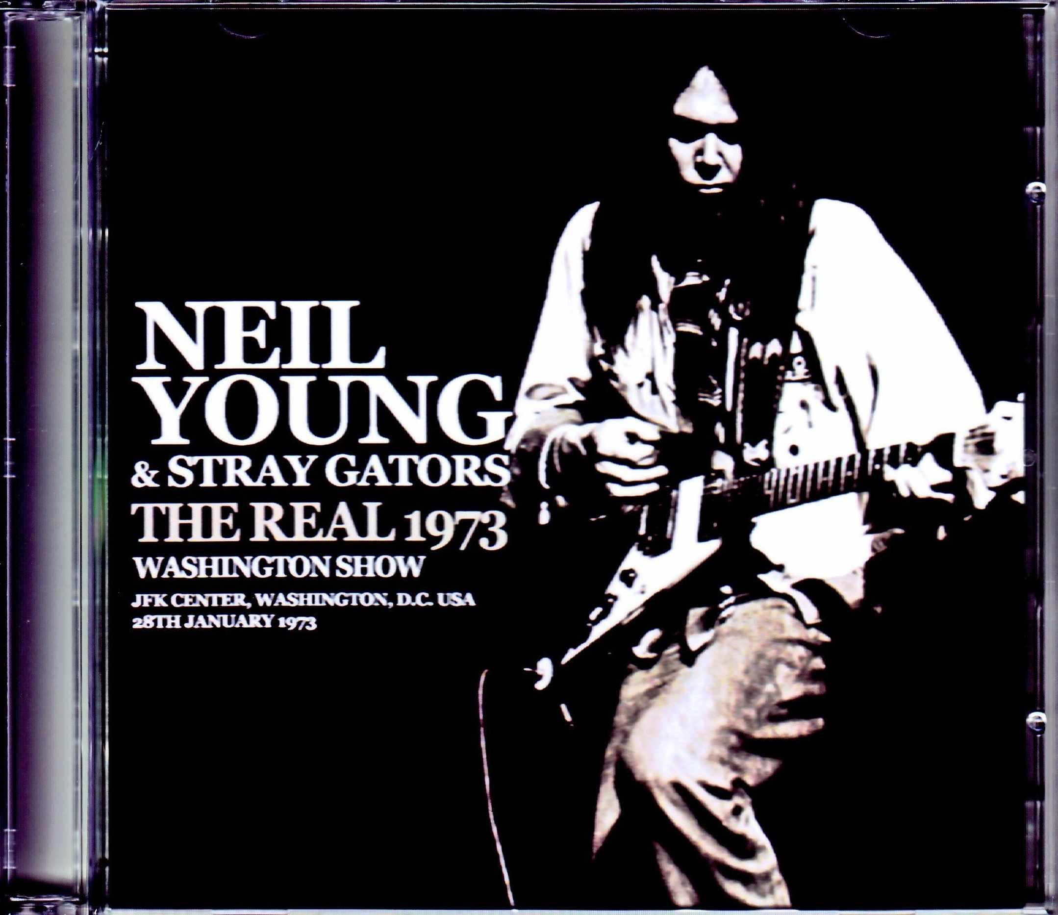 Neil Young & Stray Gators ニール・ヤング/WA,USA 1973