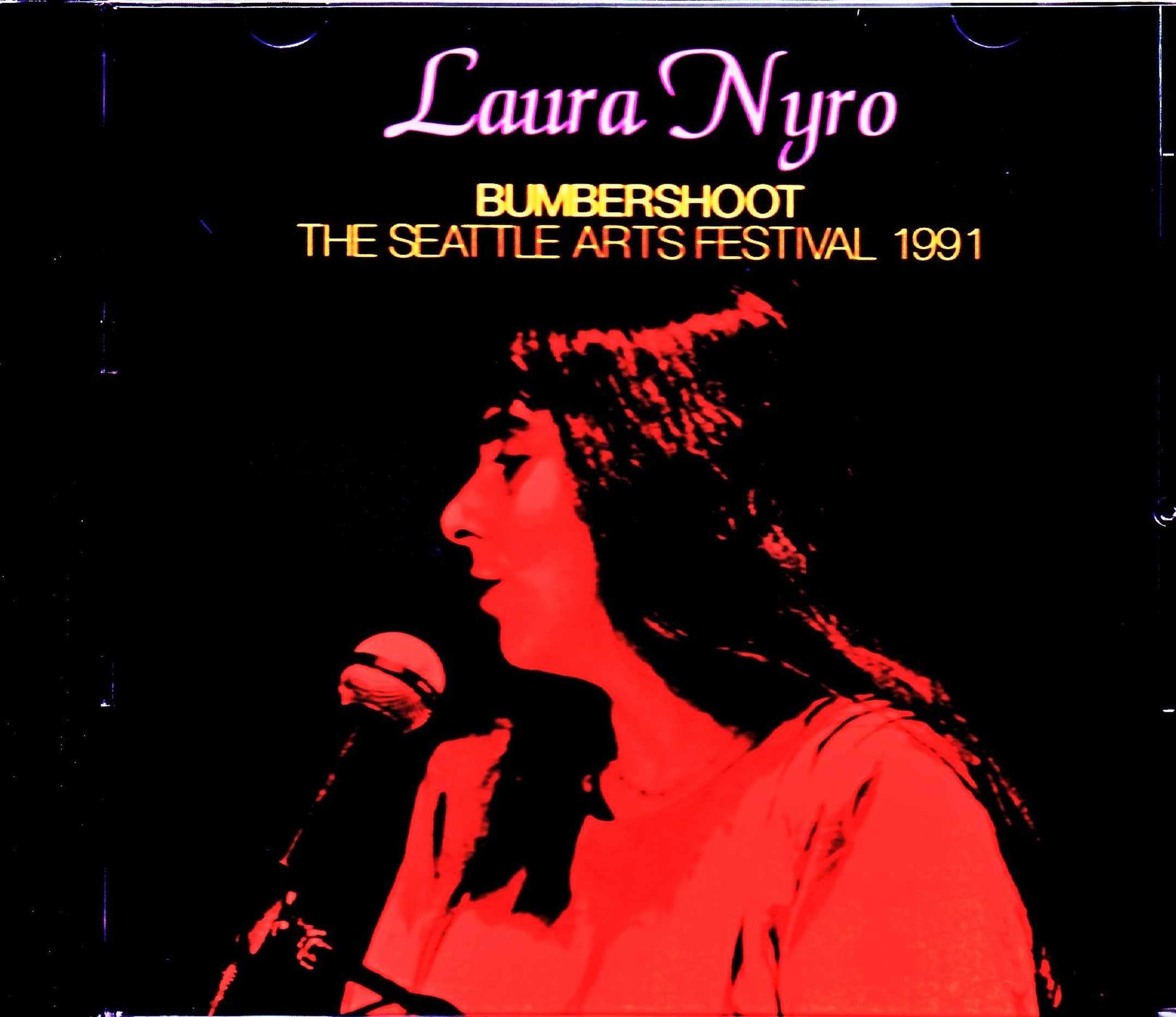 LauraNyro ローラ・ニーロ/WA,USA 1991