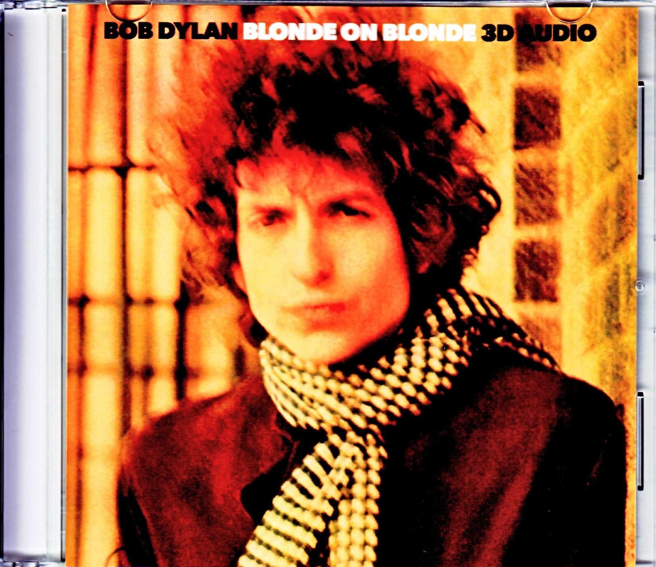 Bob Dylan ボブ・ディラン/ブロンド・オン・ブロンド Blonde on Blonde 3D Audio Version