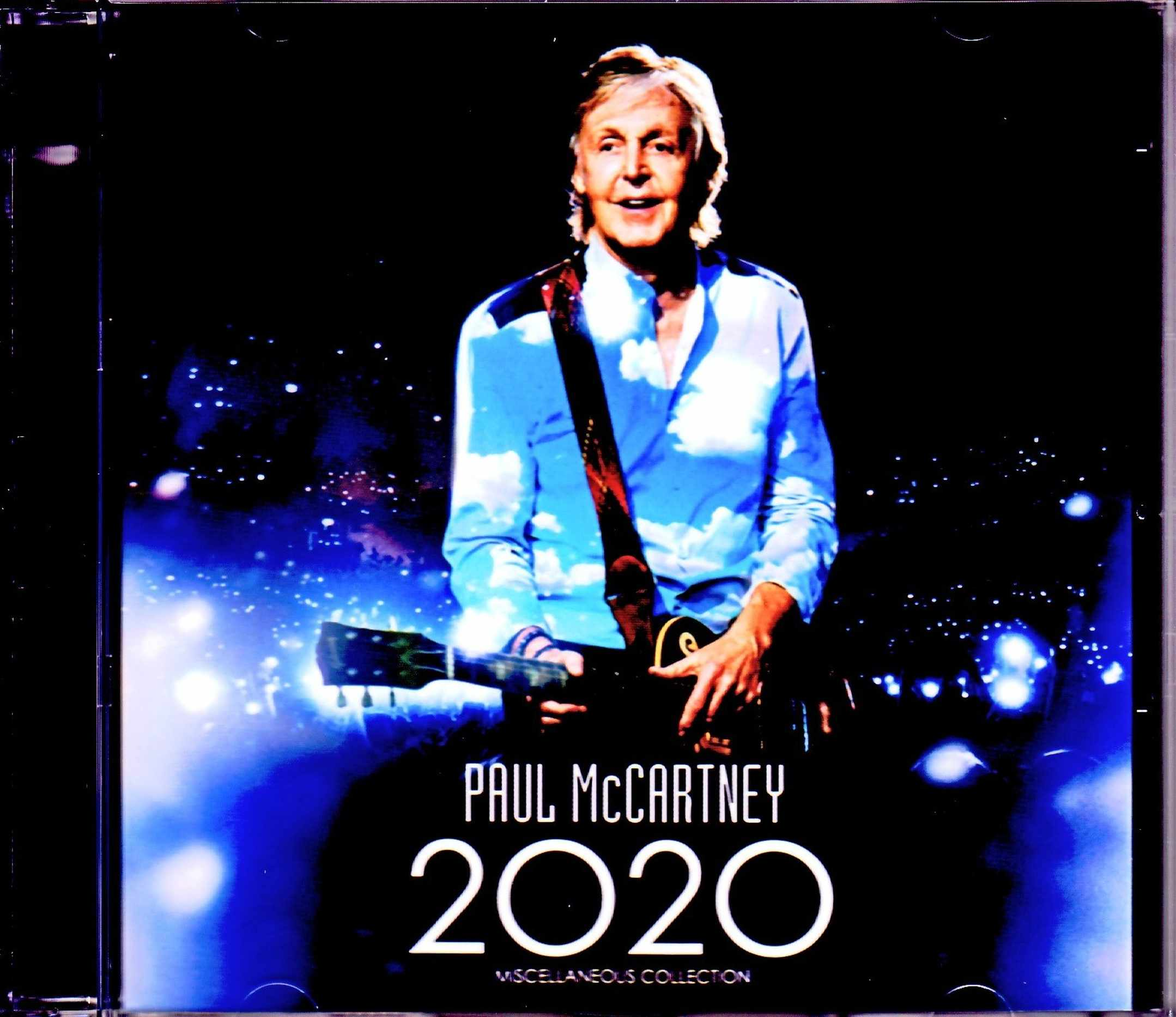 Paul McCartney ポール・マッカートニー/Miscellaneous Collection 2020