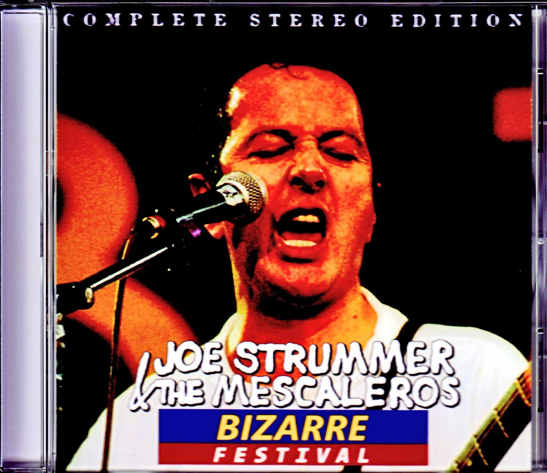 Joe Strummer & the Mescaleros ジョー・ストラマー/Germany 1999