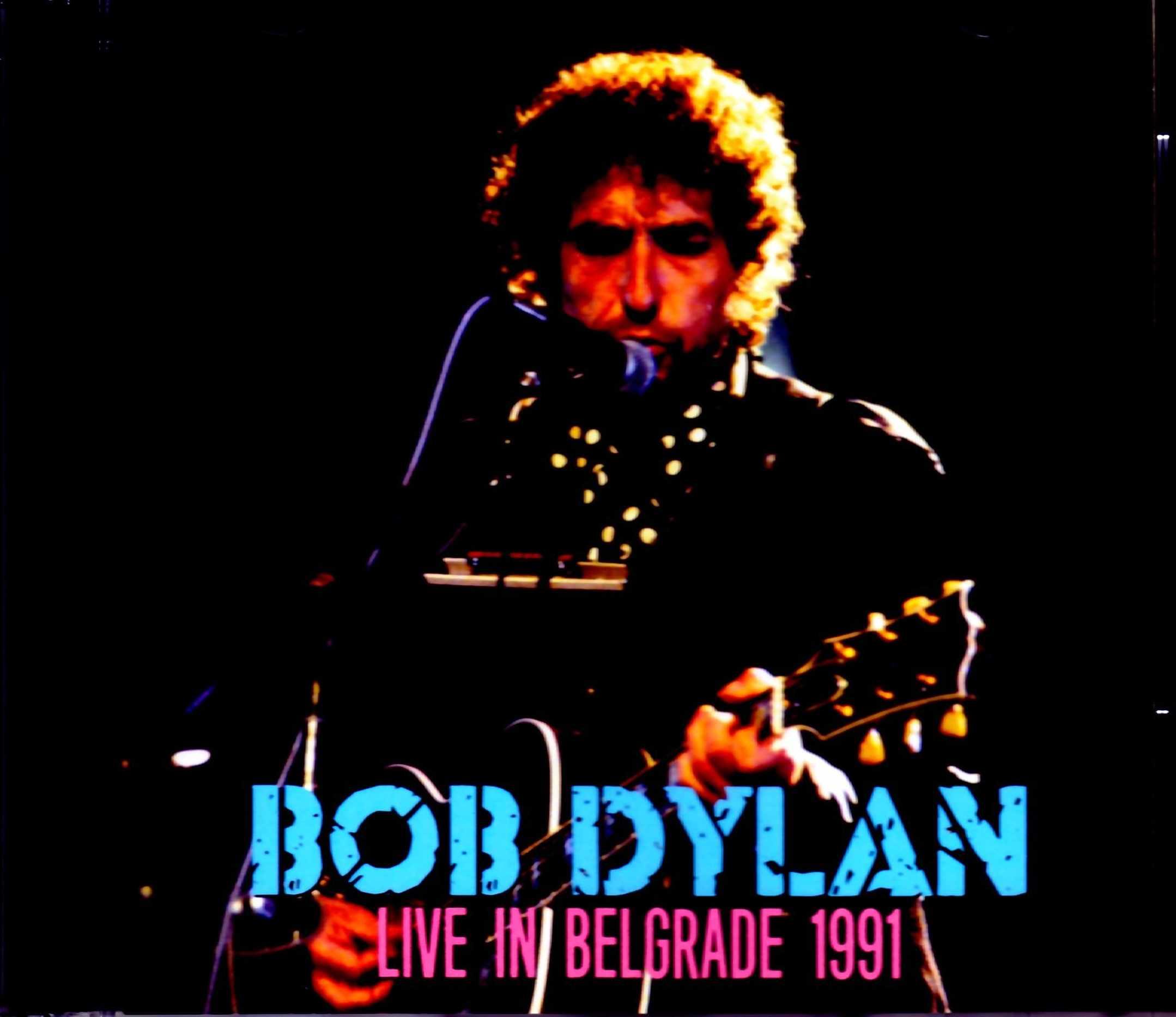 Bob Dylan ボブ・ディラン/Serbia 1991