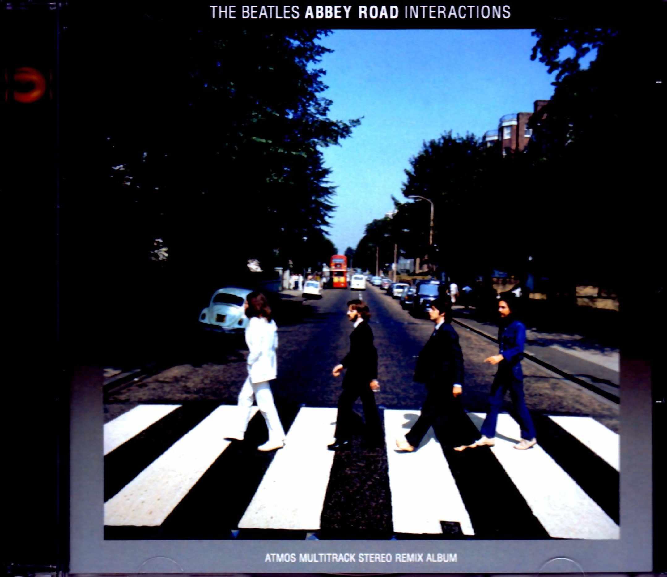 Beatles ビートルズ/アビィ・ロード Abbey Road Atoms Multitrack Stereo Remix Album