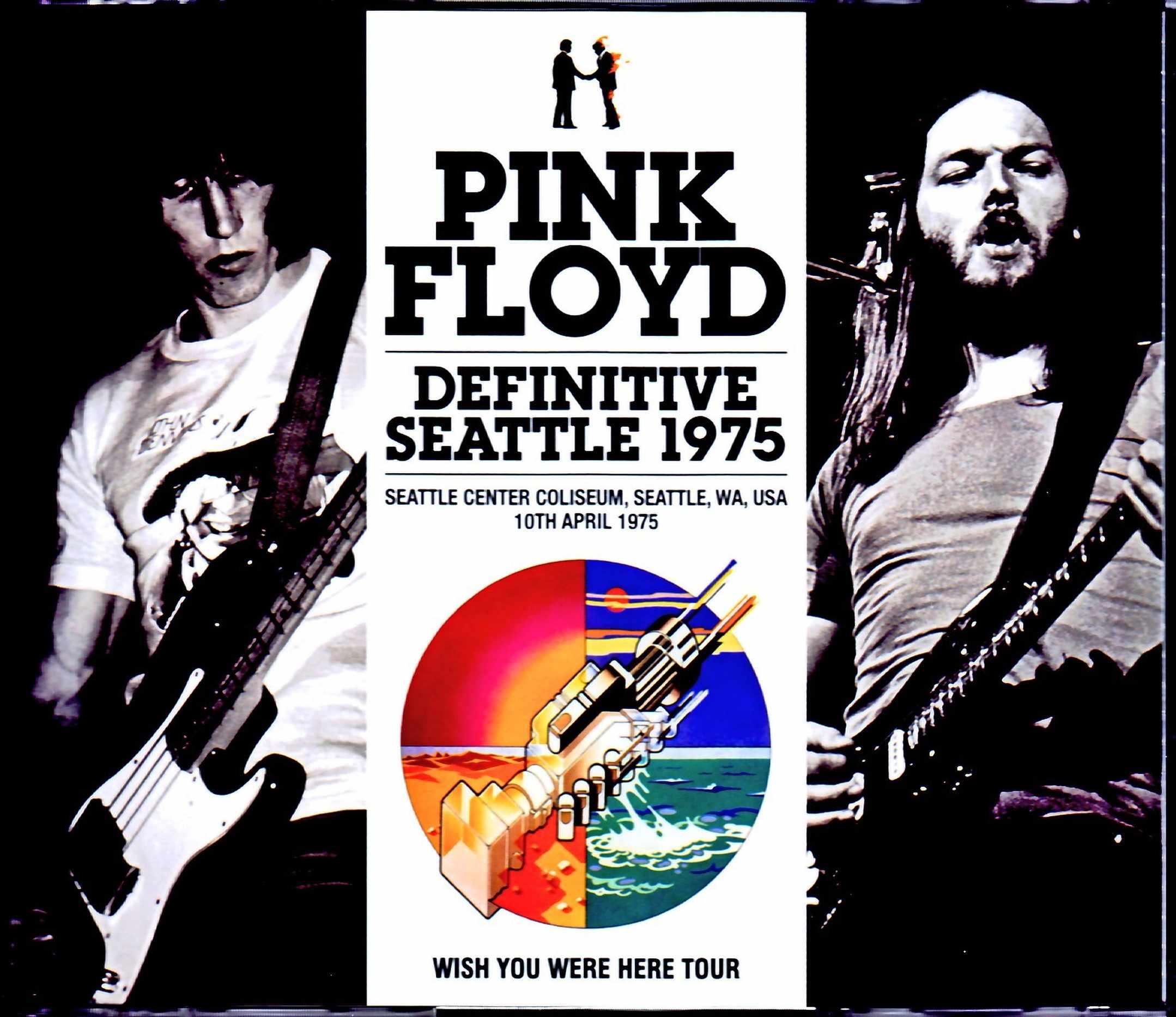 Pink Floyd ピンク・フロイド/WA,USA 1975 Upgrade