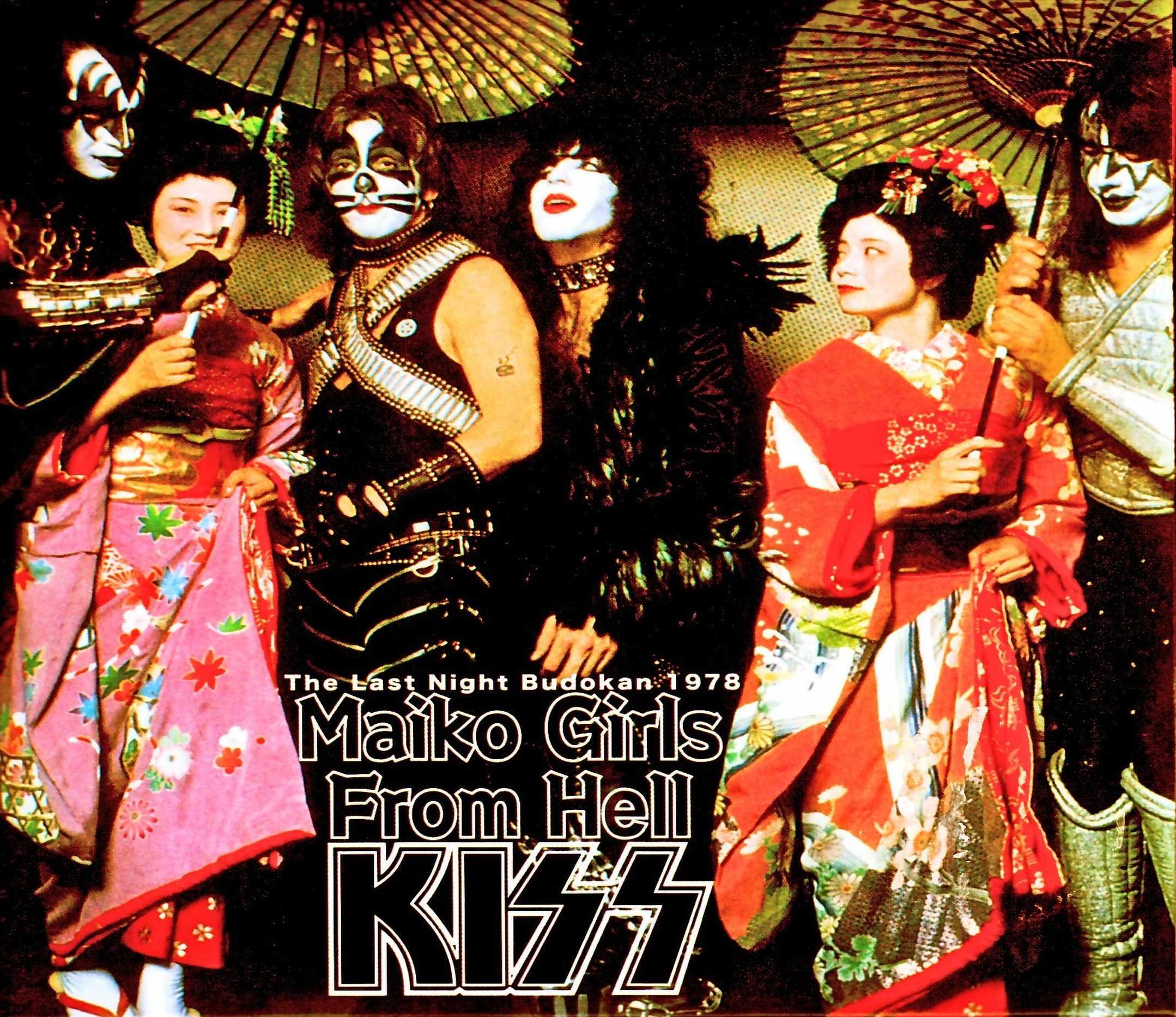 Kiss キッス/1978年・武道館最終日 完全版 Tokyo,Japan 4.2.1978 Complete