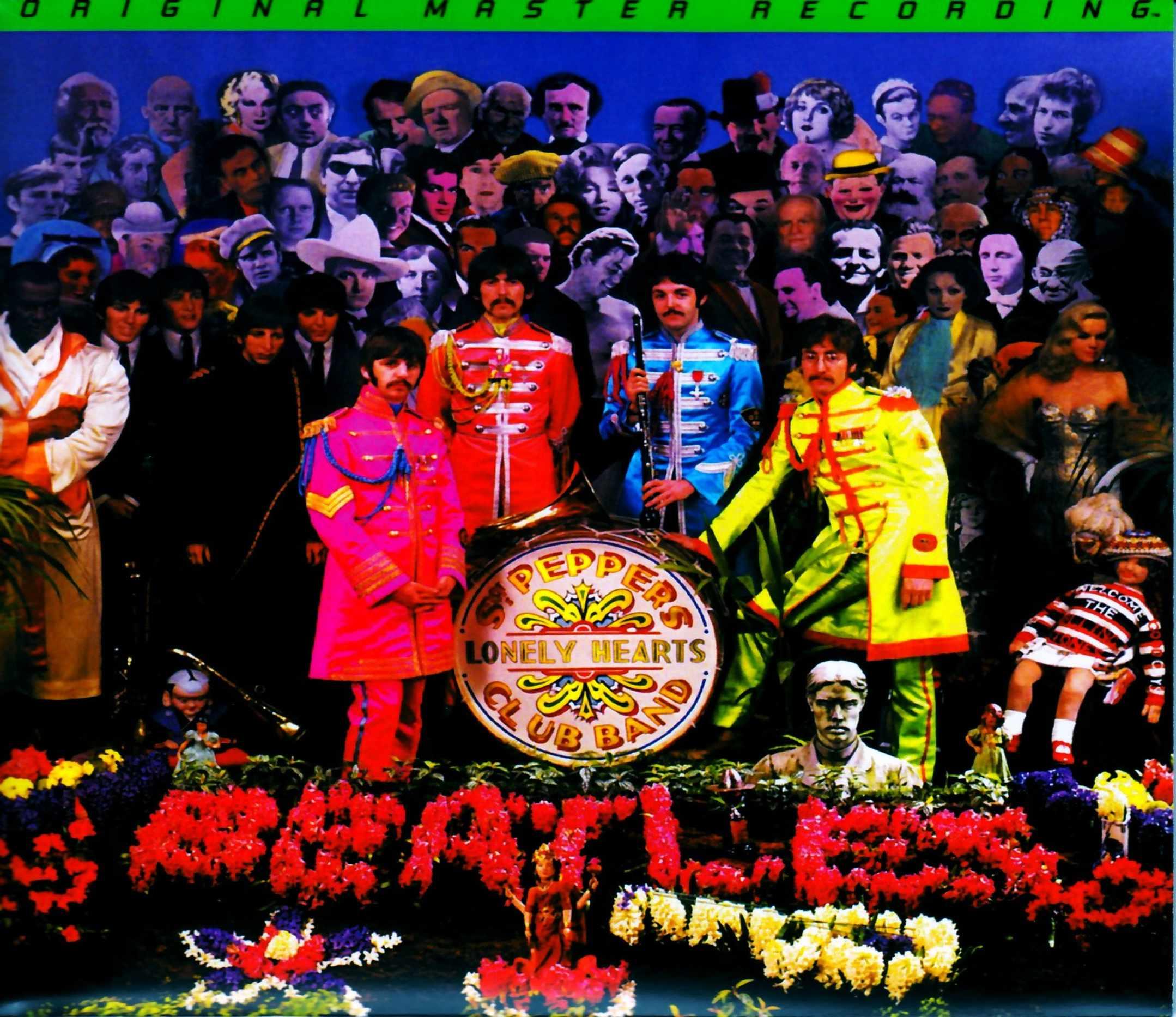 Beatles ビートルズ/サージェント・ペパーズ・ロンリー・ハーツ・クラブ・バンド Sgt Pepper's Lonely Hearts Club Band UHQR