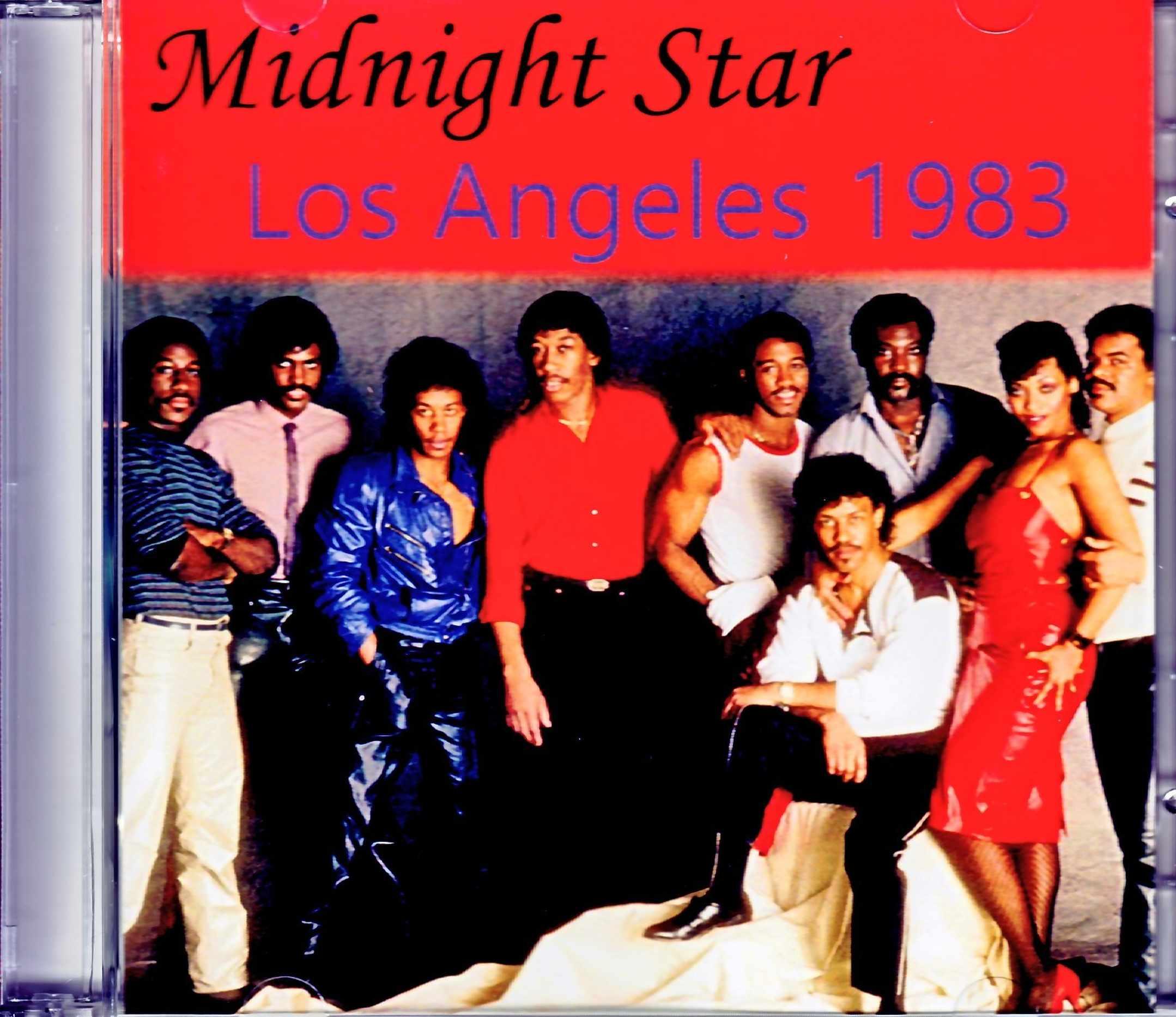 Midnight Star ミッドナイト・スター/CA,USA 1983 S & V