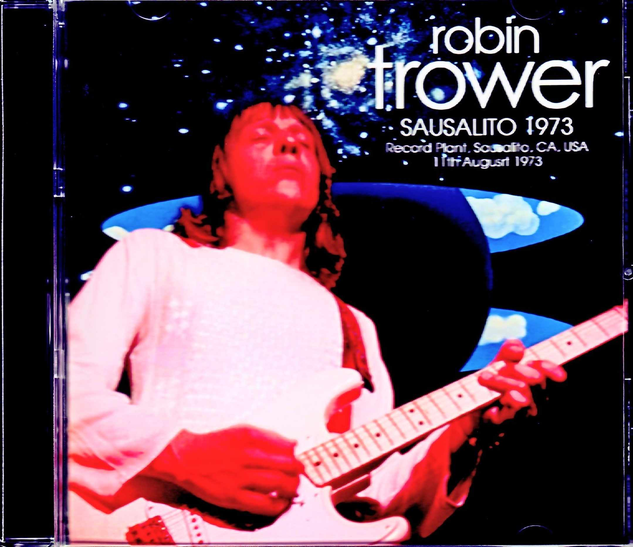 Robin Trower ロビン・トロワー/CA,USA 1973