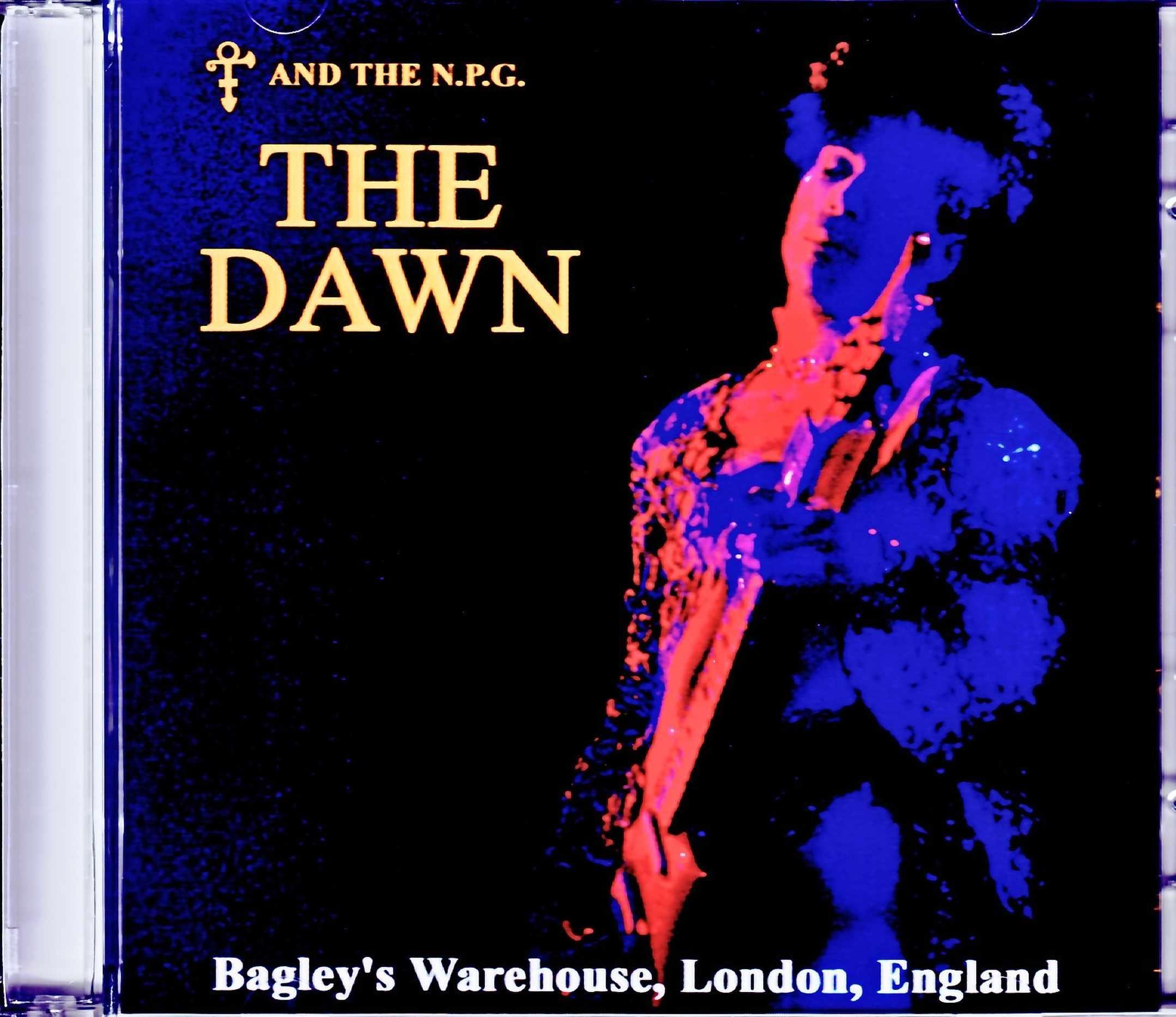 Prince プリンス/London,UK 1993 & more