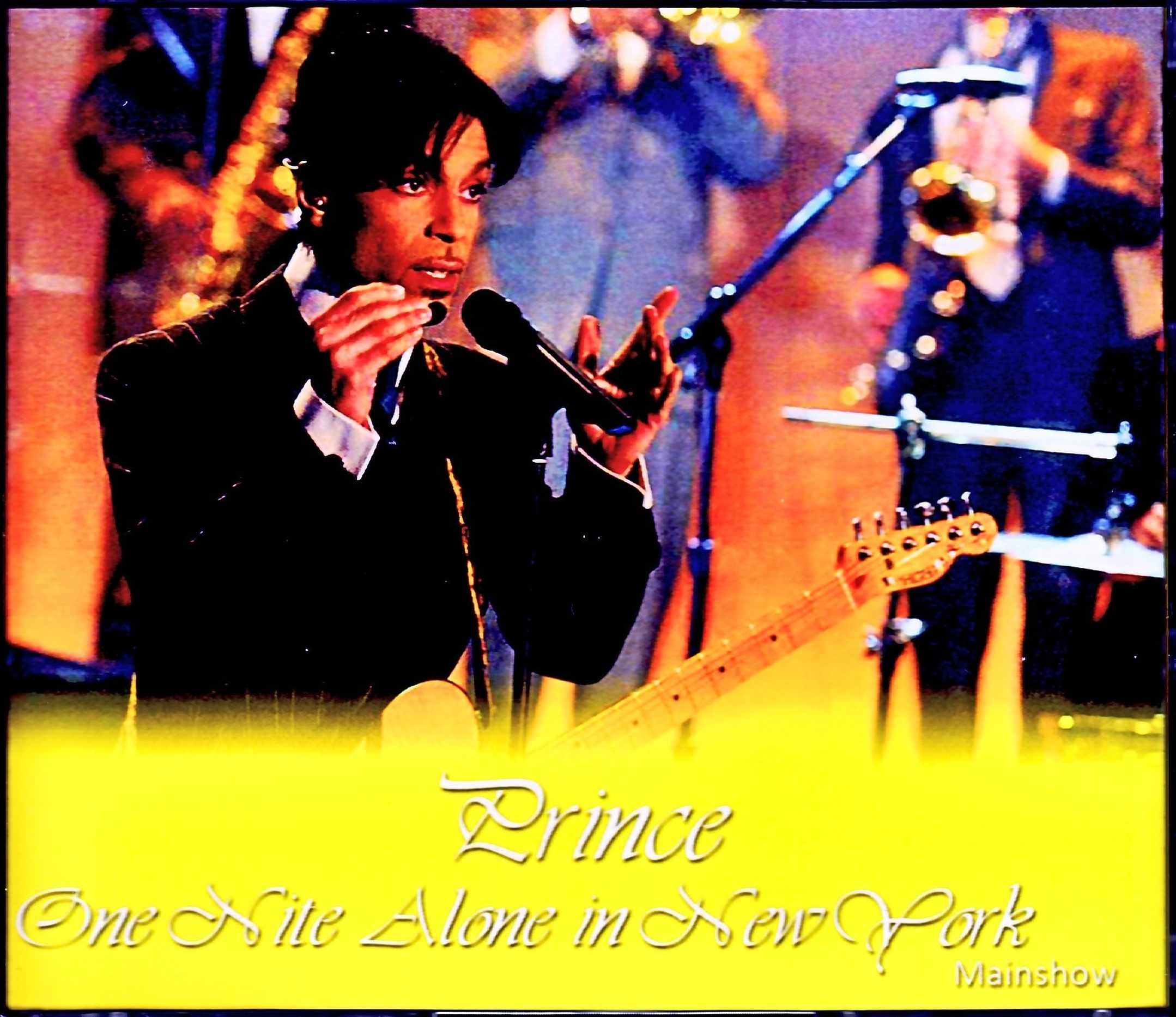 Prince プリンス/NY,USA 2002 2Shows Complete S & V