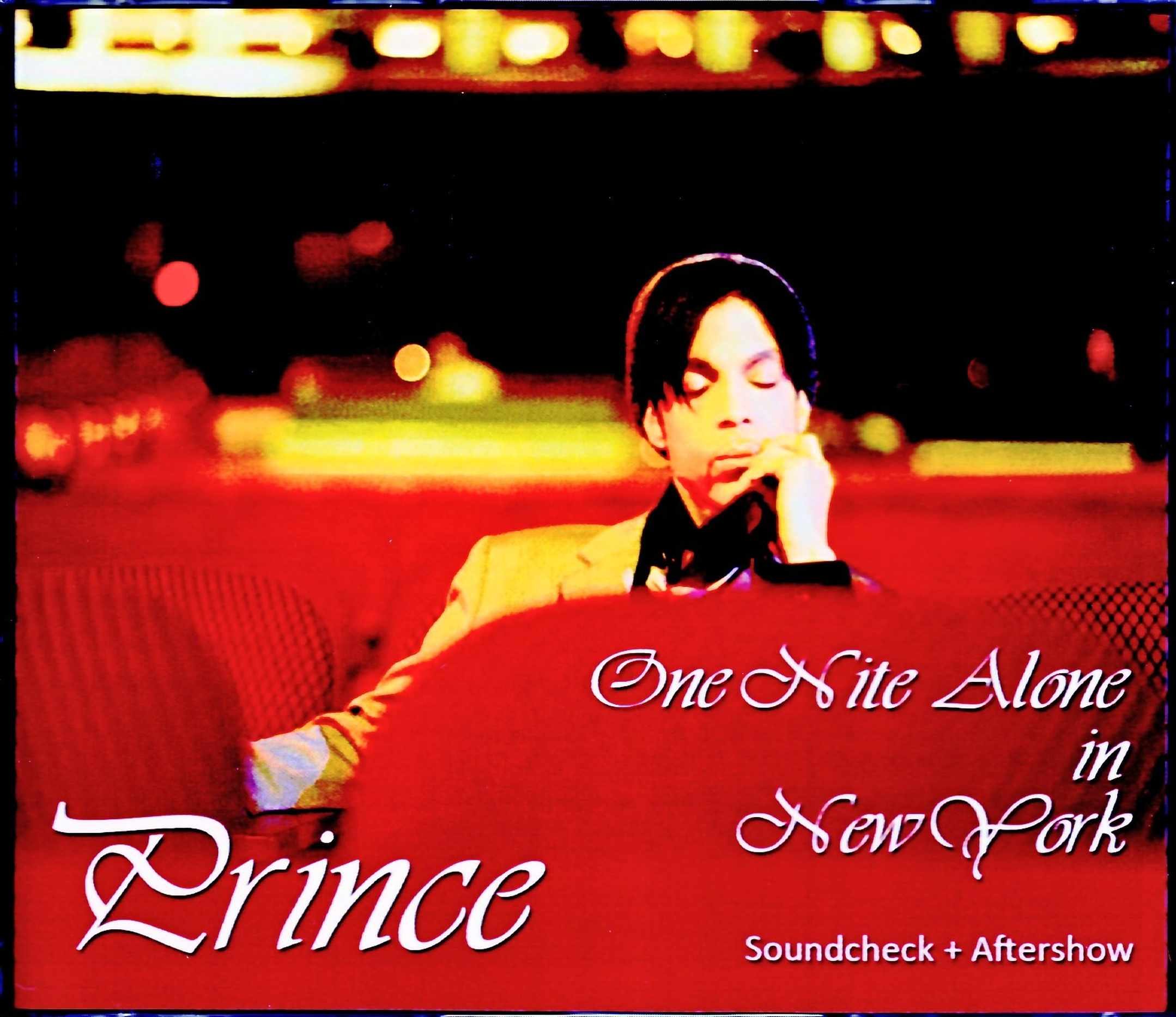 Prince プリンス/NY 2002 Soundcheck & 2Shows