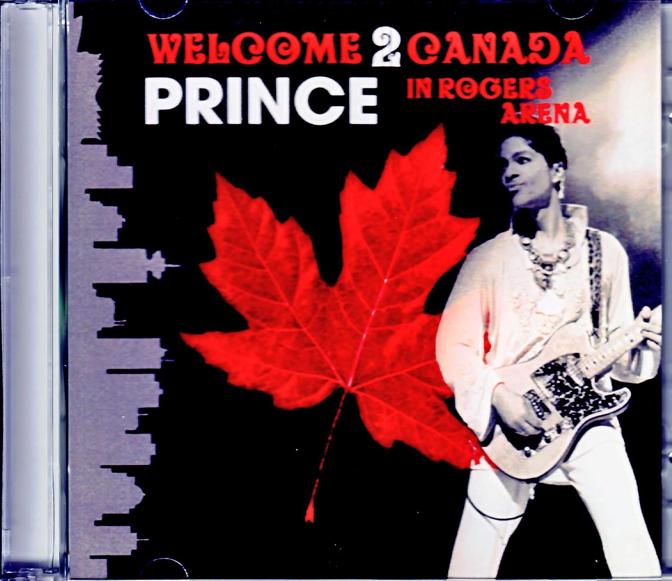 Prince プリンス/Canada 2011