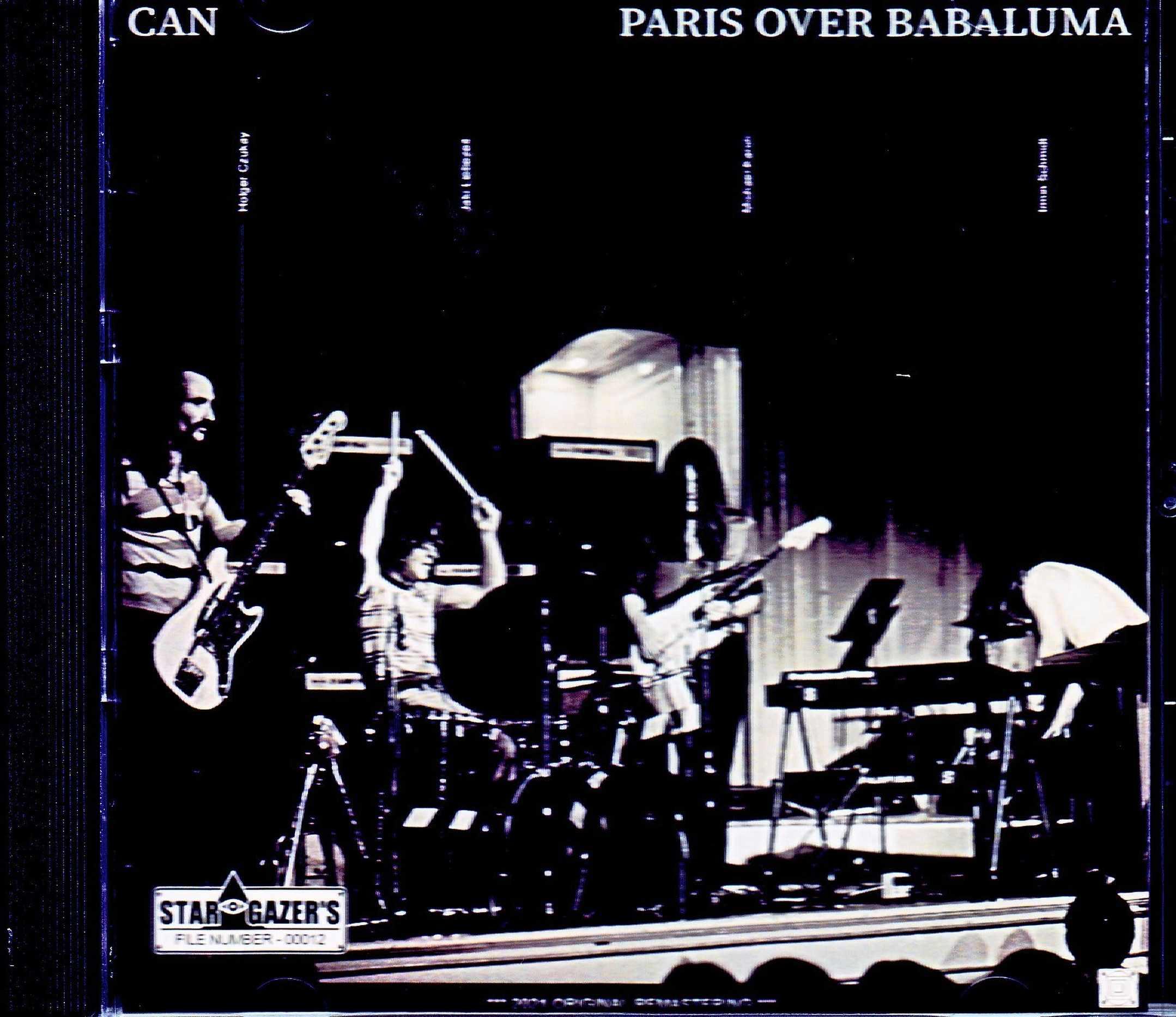 Can カン/France 1975