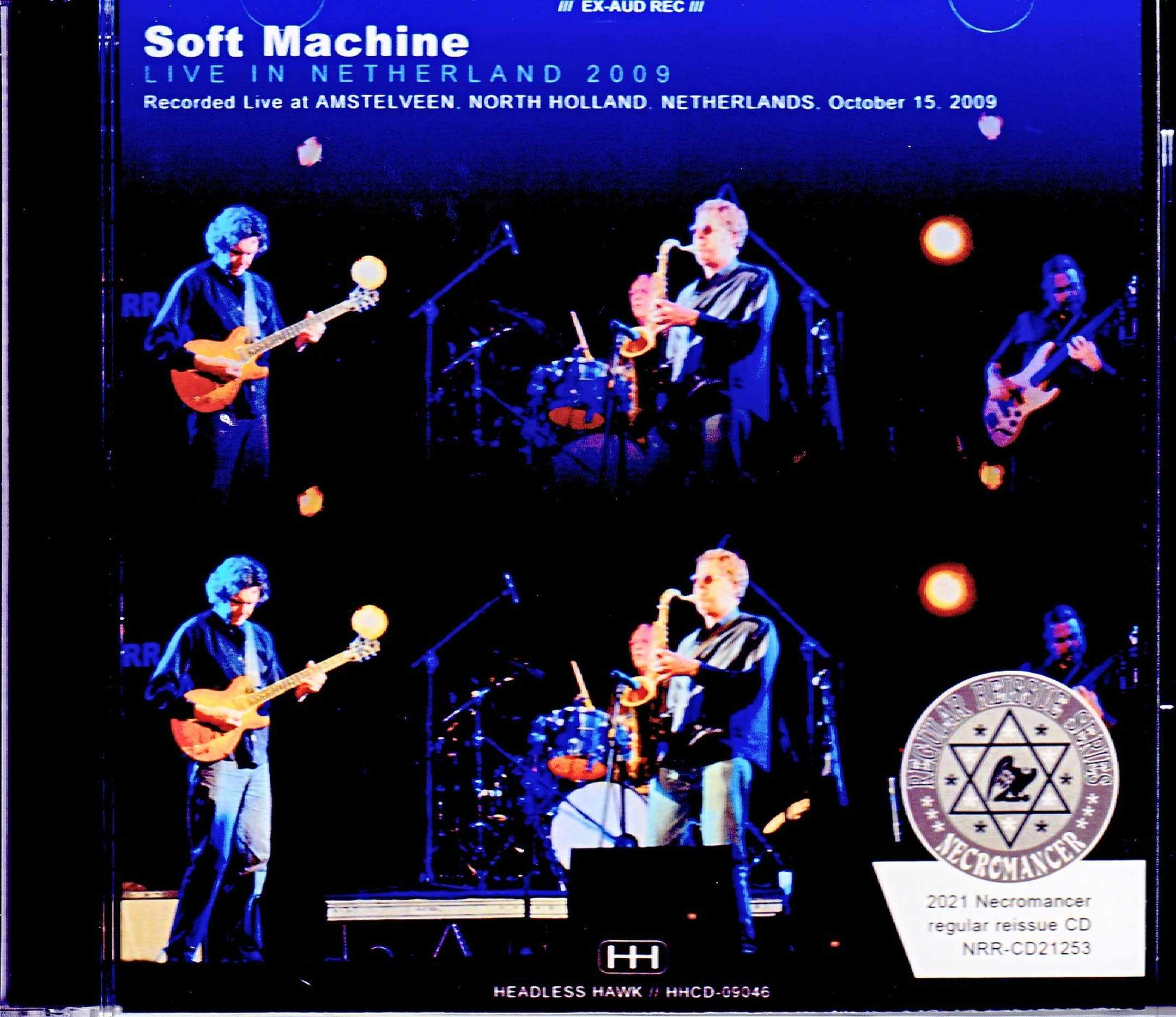 Soft Machine ソフト・マシーン/Netherlands 2009