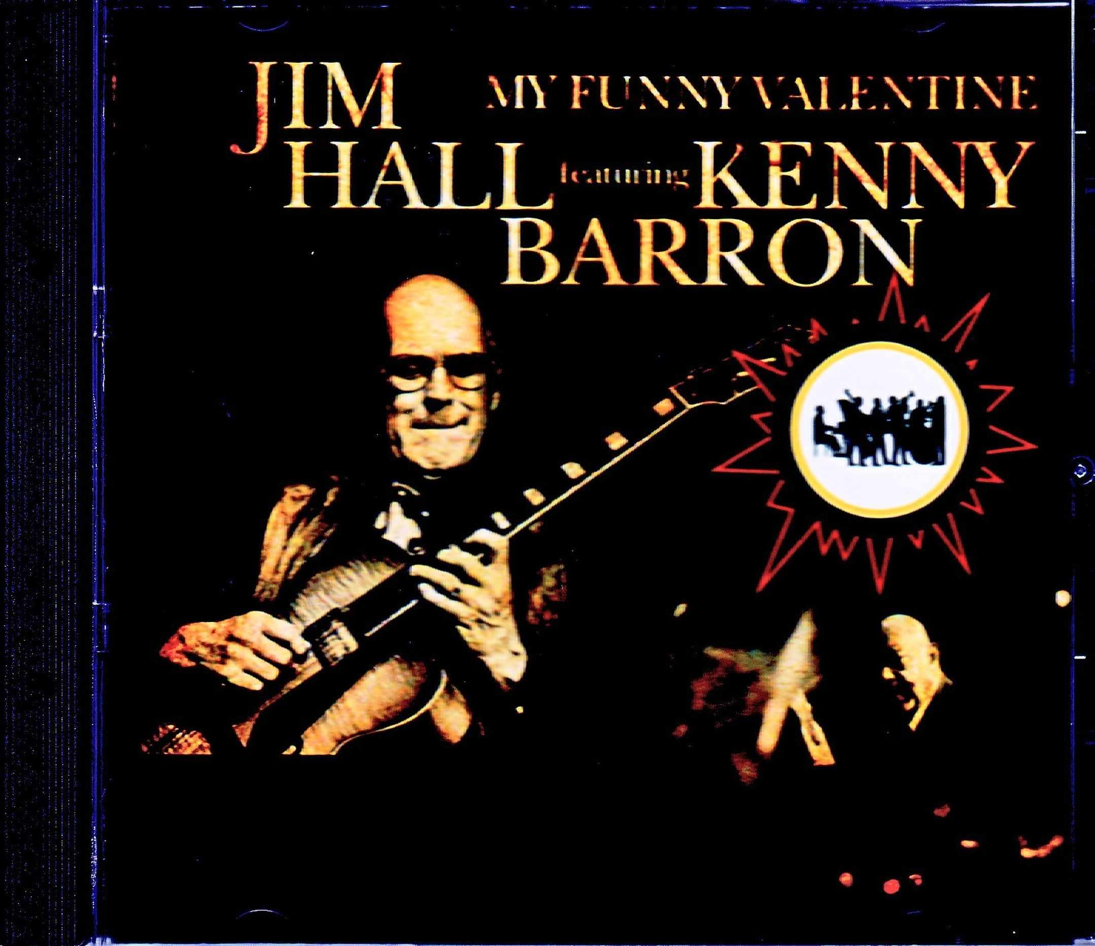 Jim Hall,Kenny Barron ジム・ホール ケニー・バロン/Tokyo,Japan 1997