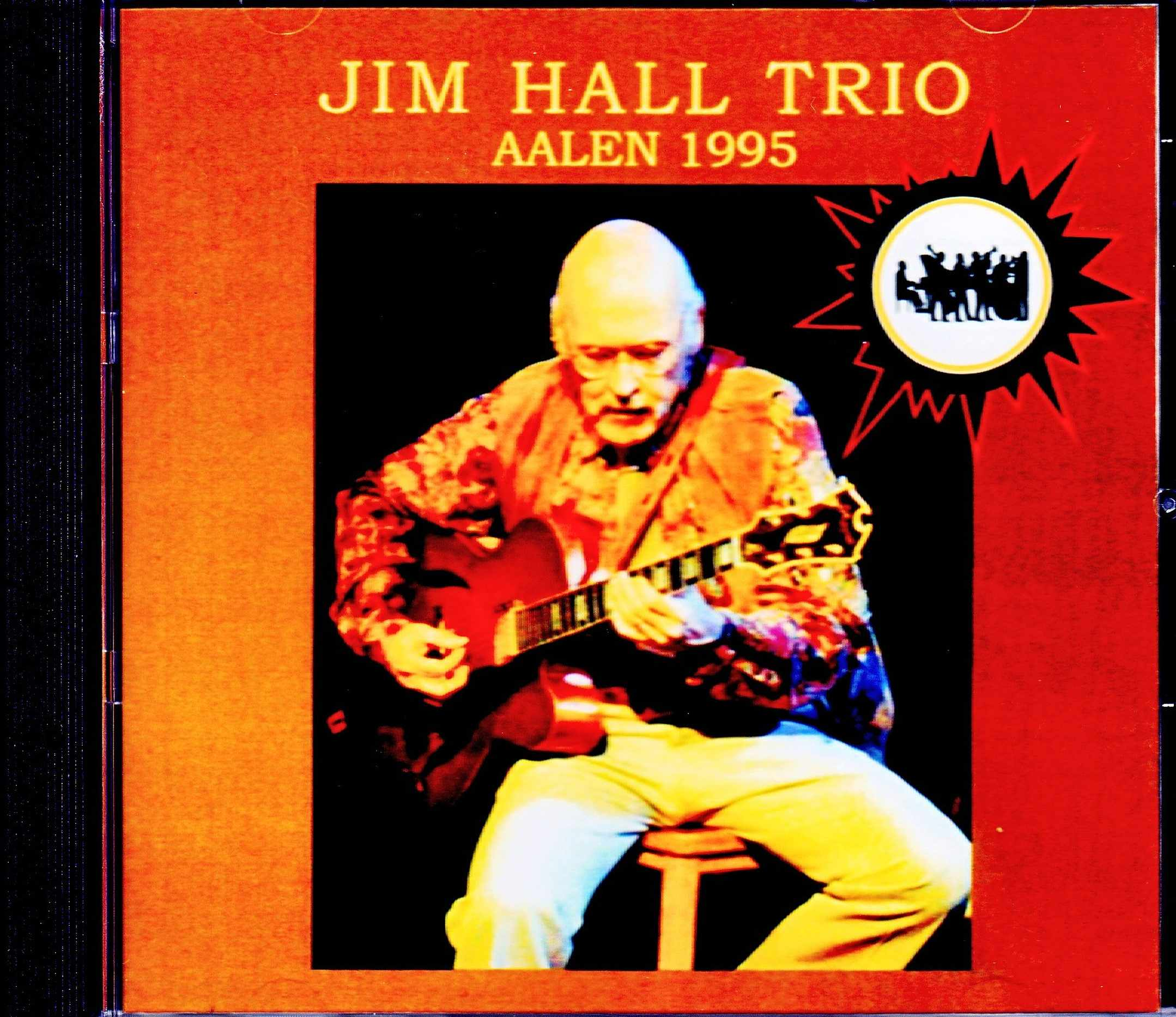 Jim Hall Trio ジム・ホール/Germany 1995