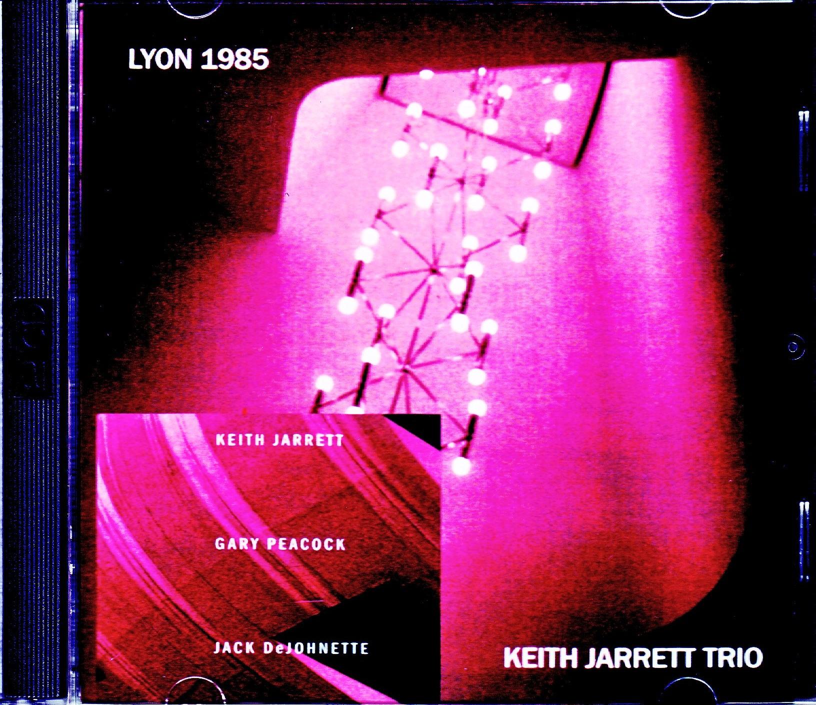 Keith Jarrett Trio キース・ジャレット/France 1985