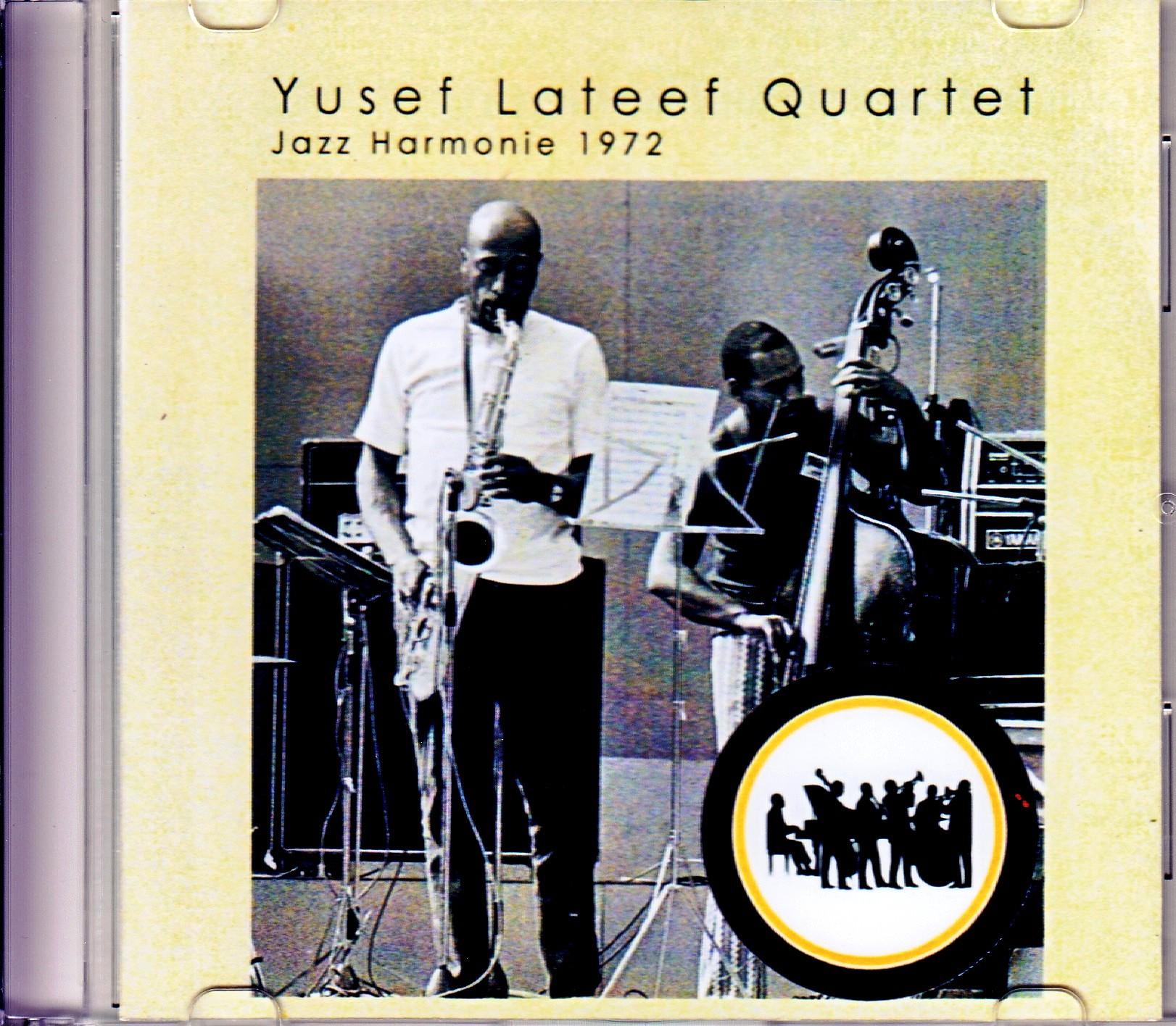 Yusef Lateef Quartet,Kenny Barron ユセフ・ラティーフ ケニー・バロン/France 1972