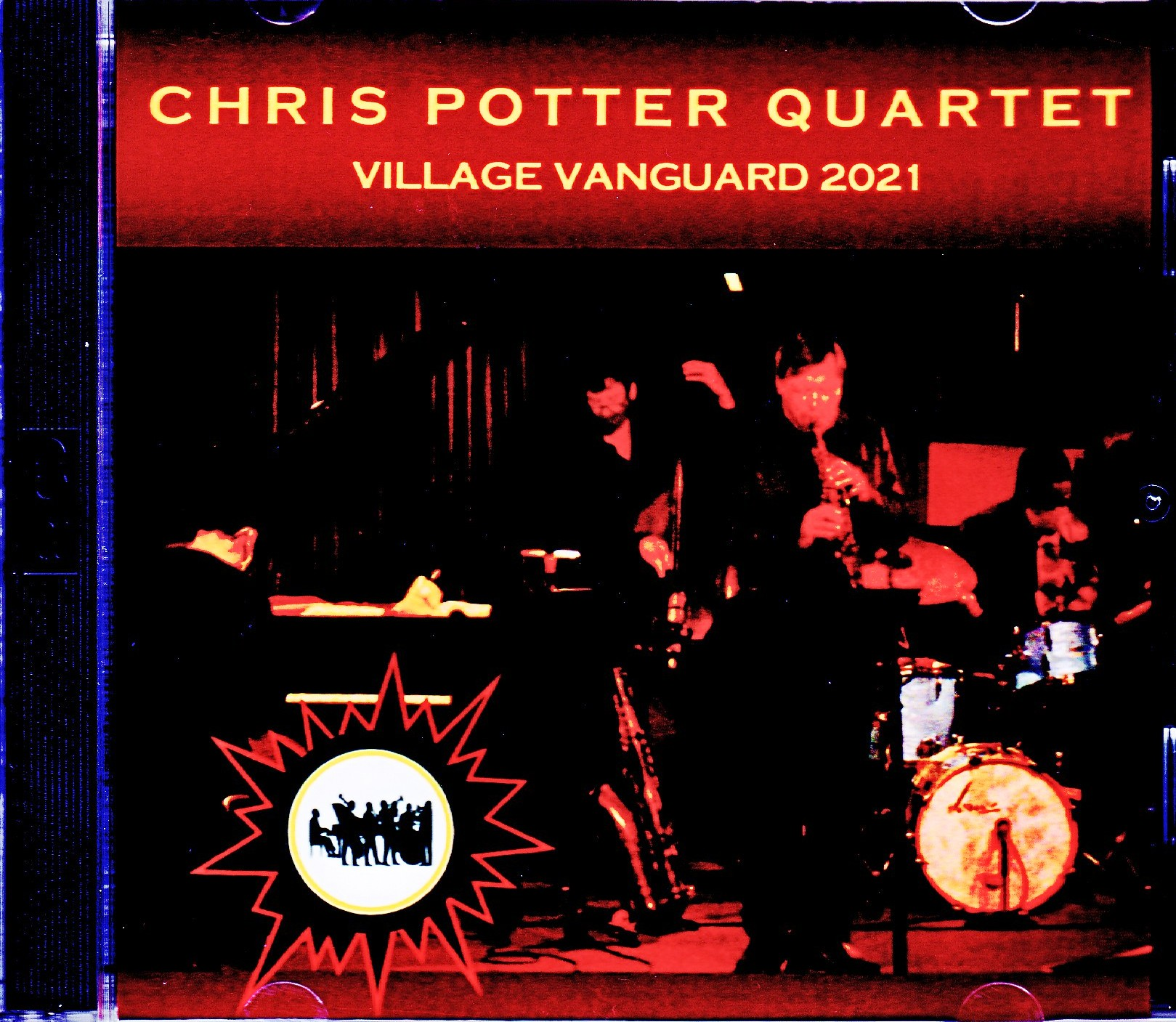 Chris Potter Quartet クリス・ポッター/NY,USA 2021