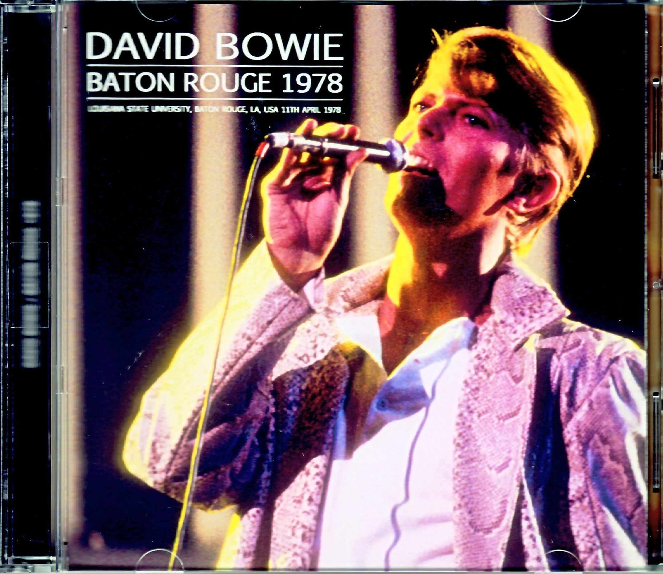 David Bowie デビッド・ボウイ/LA,USA 1978