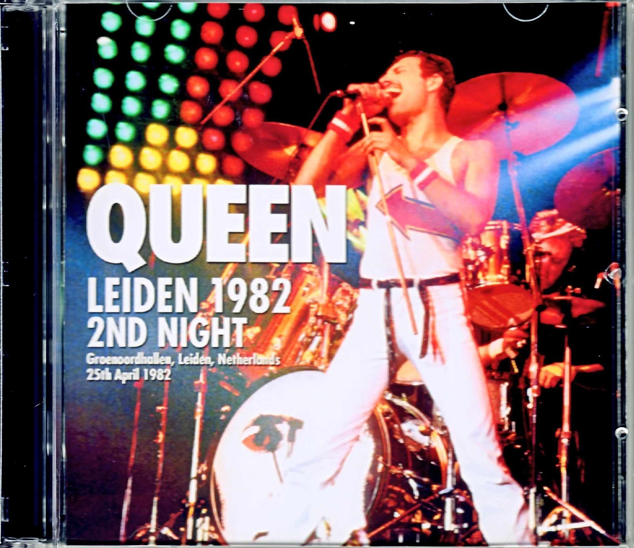 Queen クィーン/Netherlands 4.25.1982