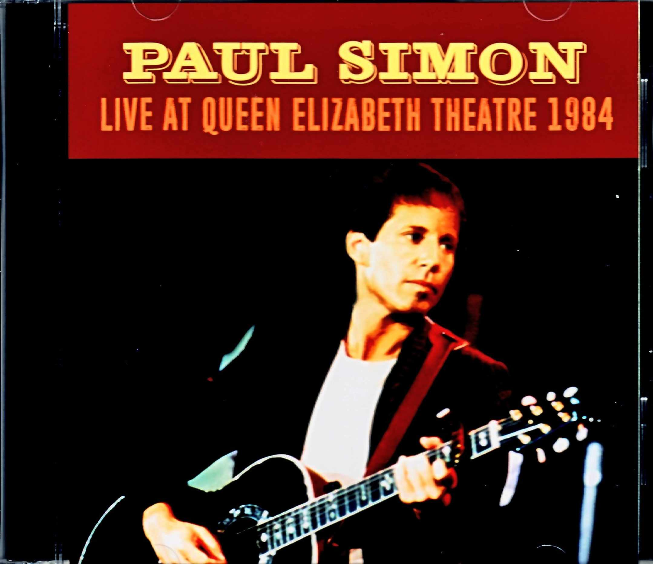 Paul Simon ポール・サイモン/Canada 1984