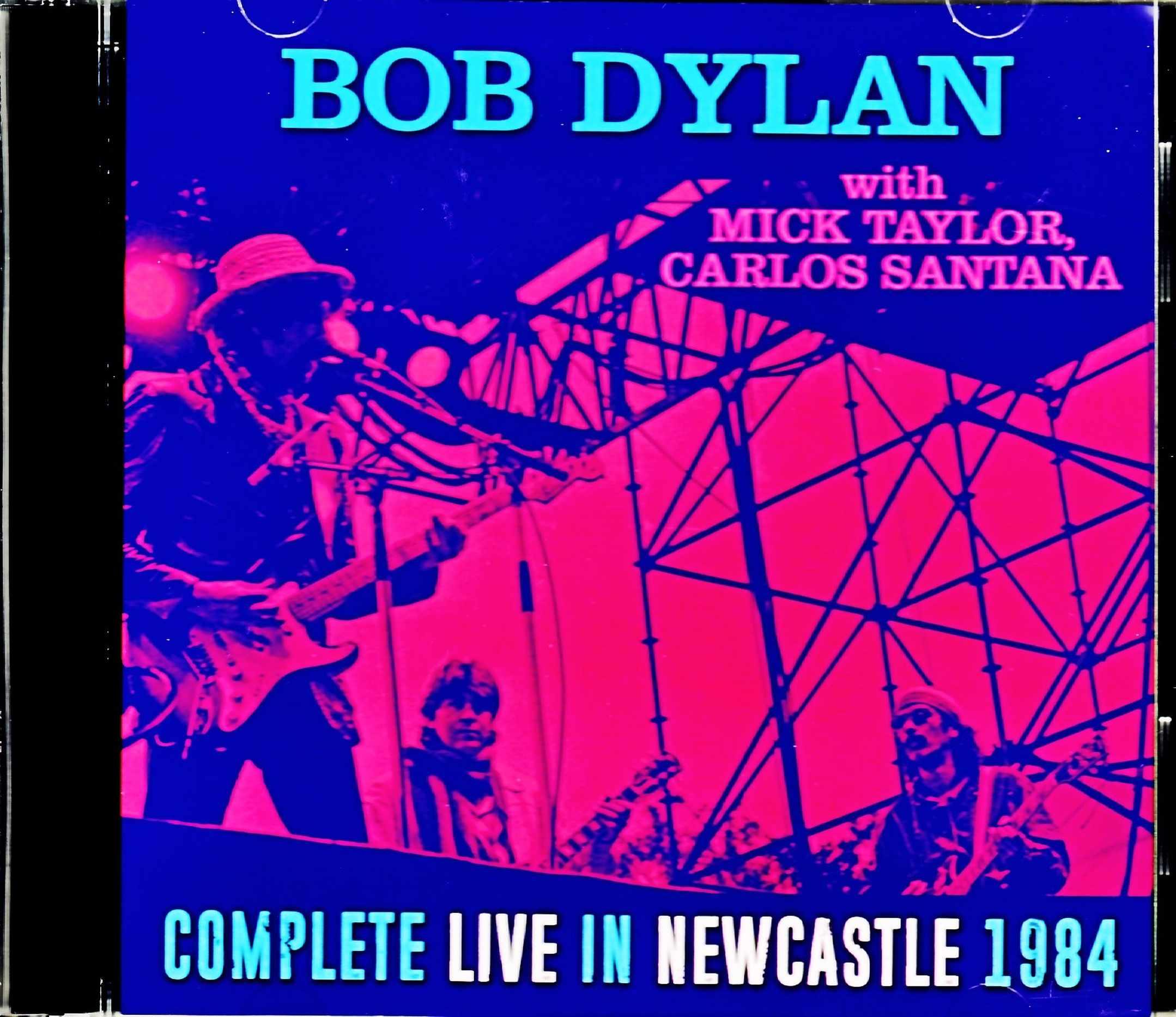 Bob Dylan ボブ・ディラン/UK 1984