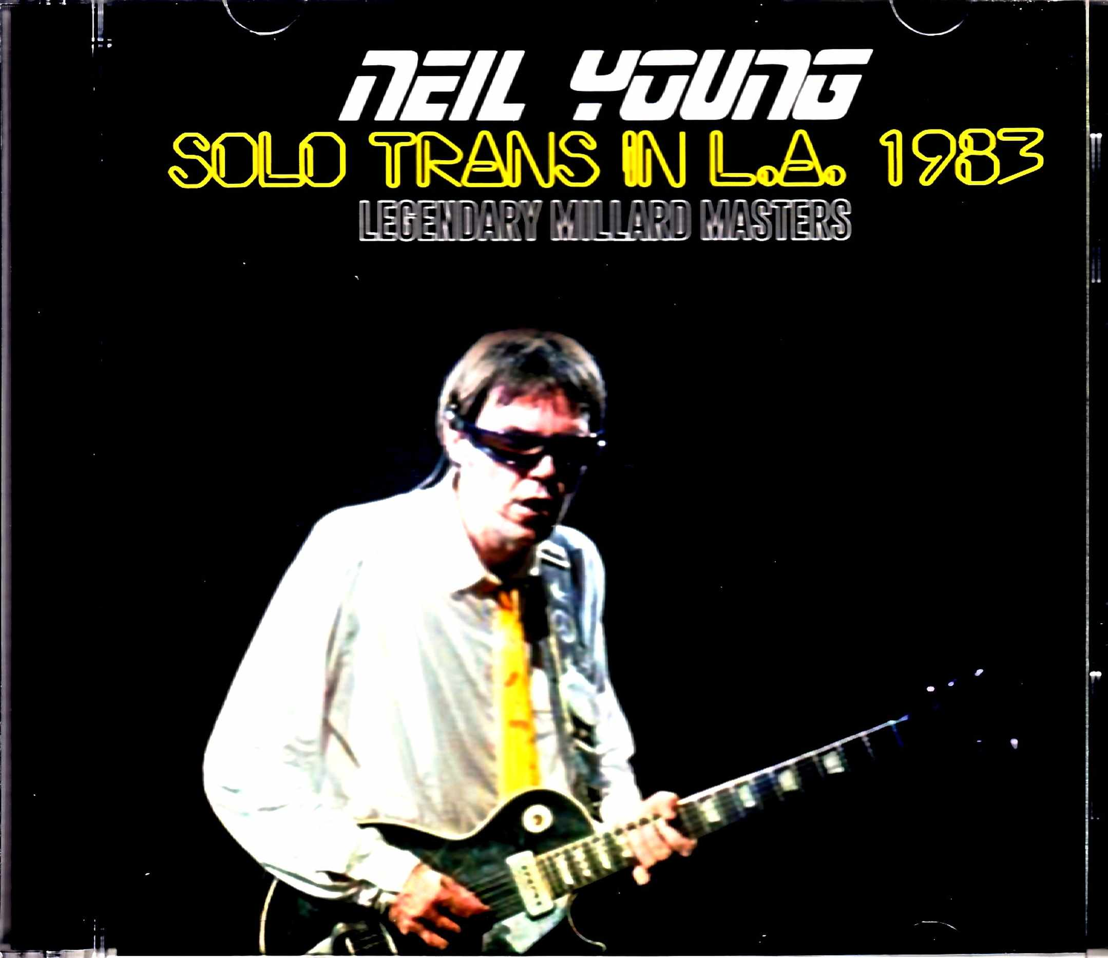 Neil Young ニール・ヤング/CA,USA 1983 Mike Millard Tapes Complete