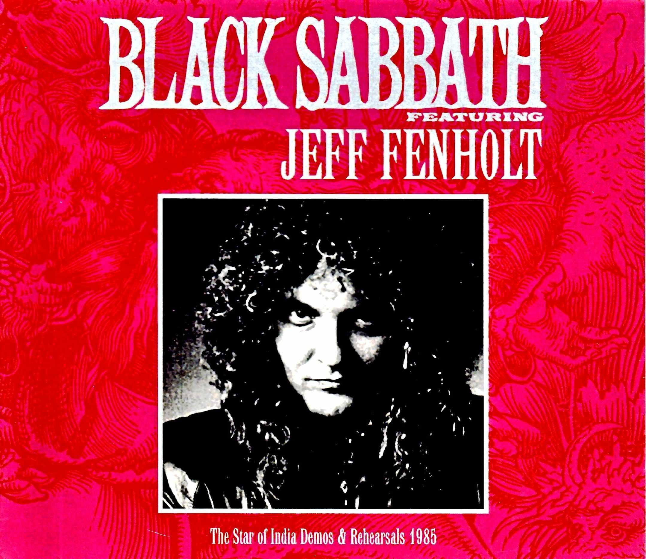 Black Sabbath,Jeff Fenholt ブラック・サバス/The Star of India Demos & Rehearsals 1985 Version 1