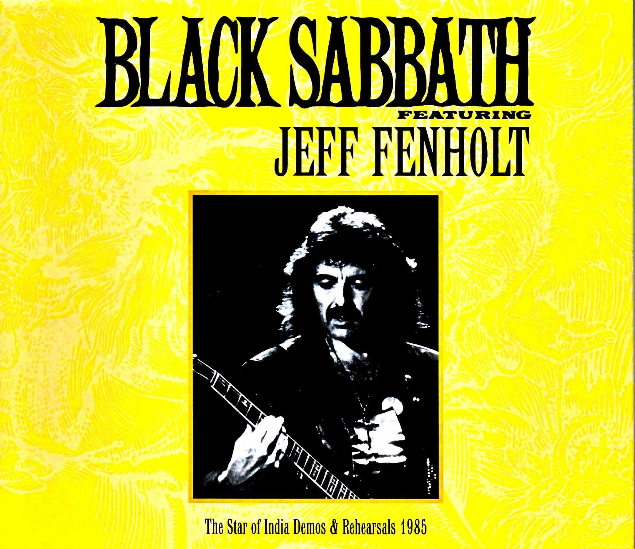 Black Sabbath,Jeff Fenholt ブラック・サバス/The Star of India Demos & Rehearsals 1985 Version 2