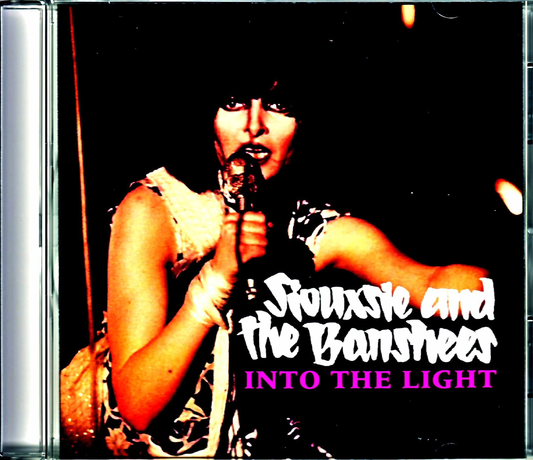 Siouxsie and the Banshees スージー・アンド・ザ・バンシーズ/London,UK 1981 Conplete