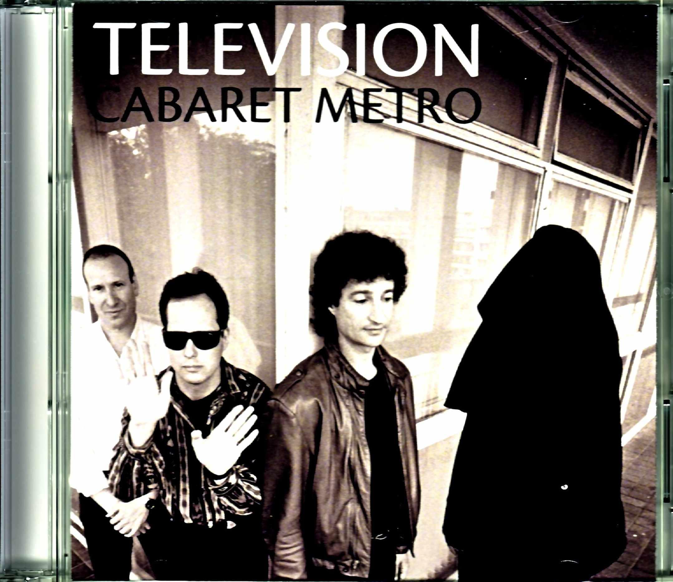 Television テレヴィジョン/IL,USA 1992