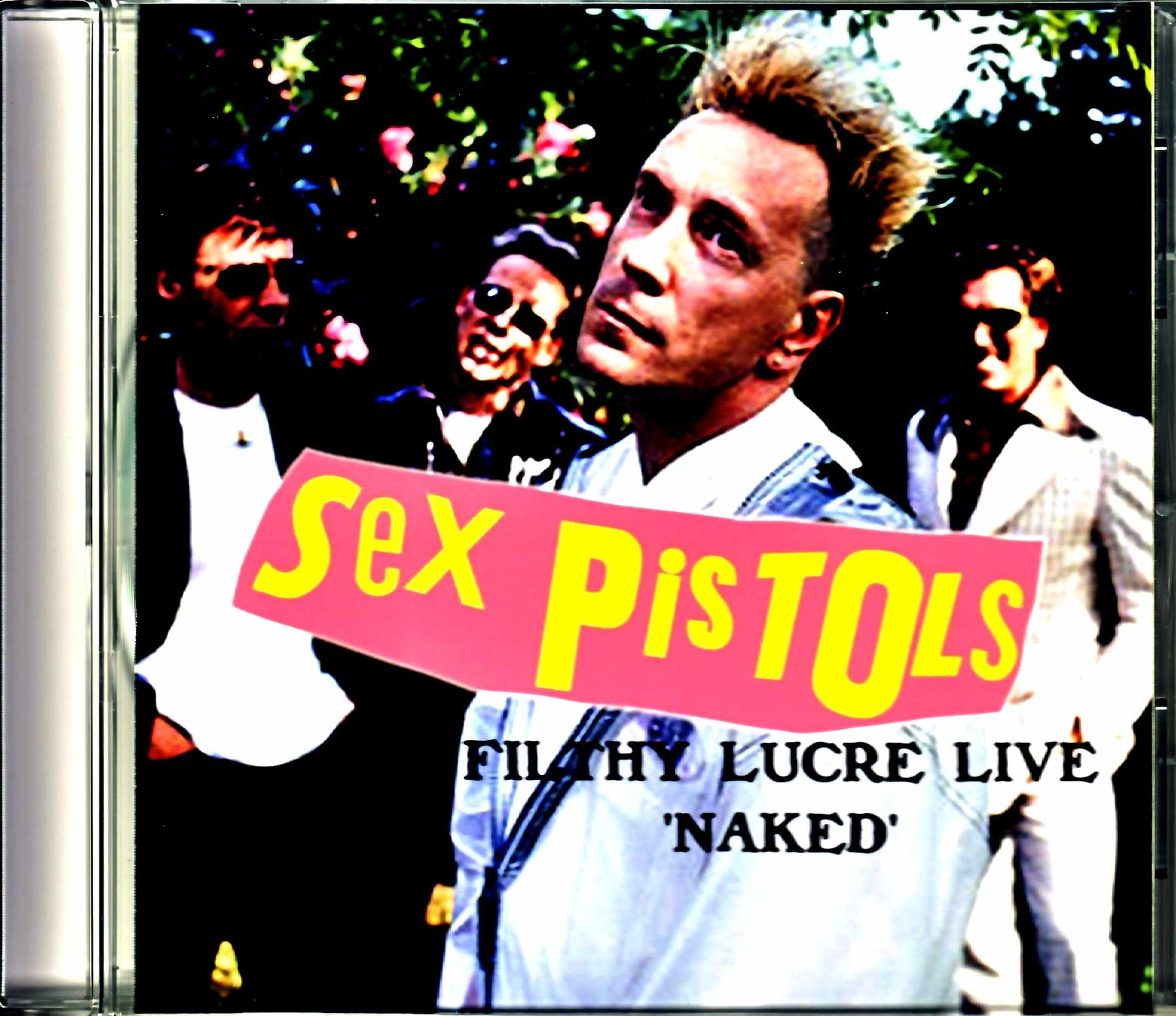 Sex Pistols セックス・ピストルズ/London,UK 1996