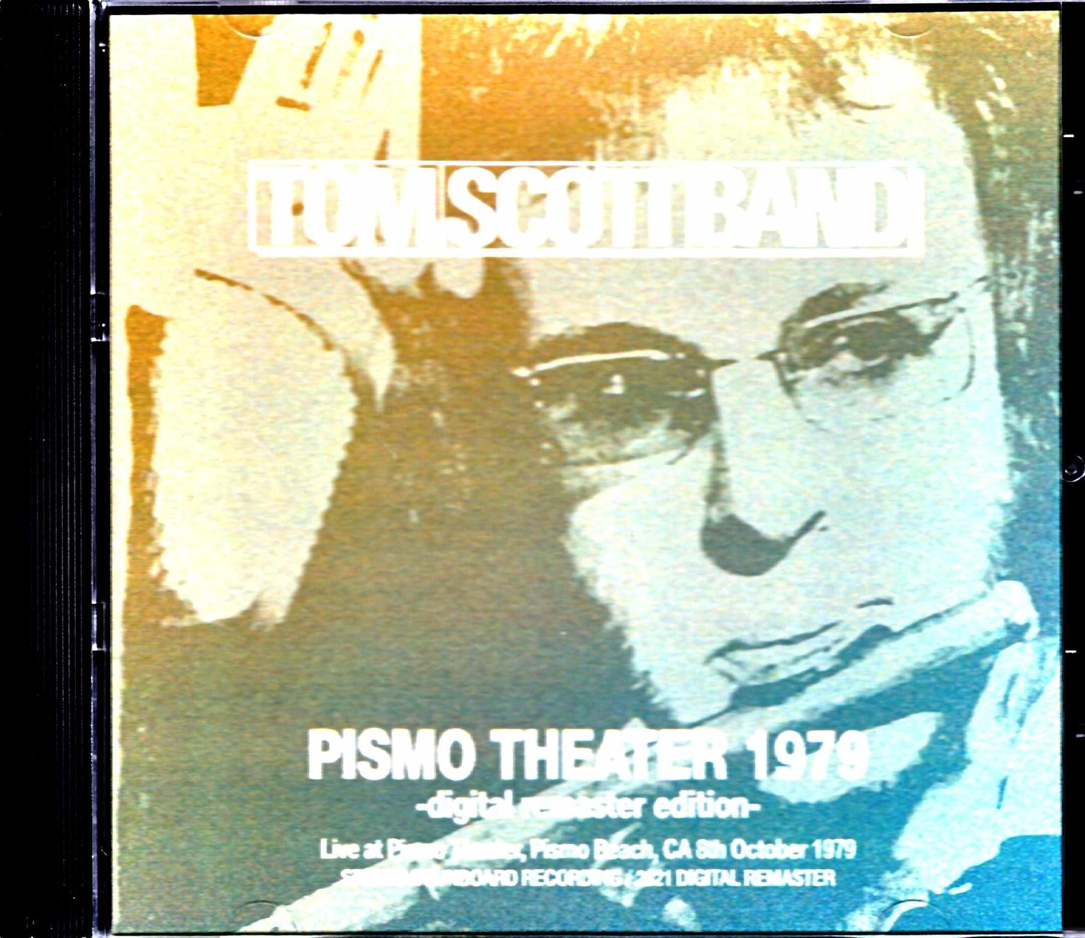 Tom Scott Band トム・スコット/CA,USA 1979