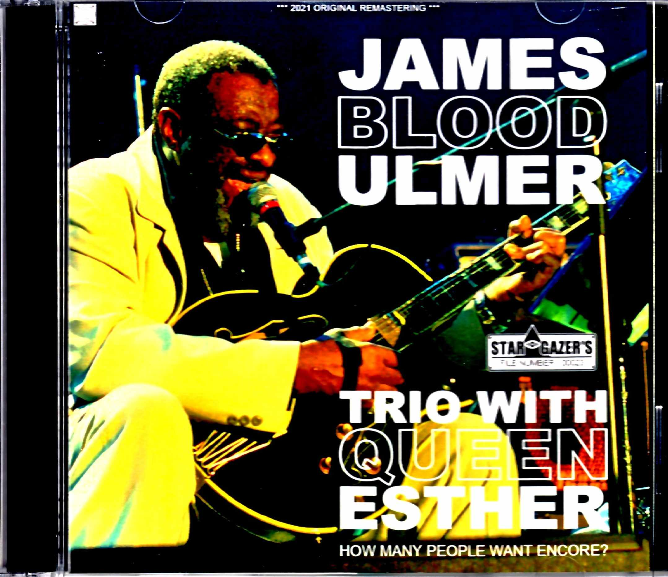 James Blood Ulmer ジェームス・ブラッド・ウルマー/Germany 2012