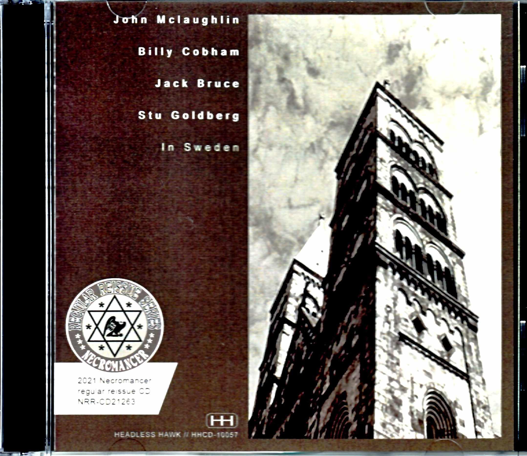 John McLaughlin Quartet ジョン・マクラフリン/Sweden 1979