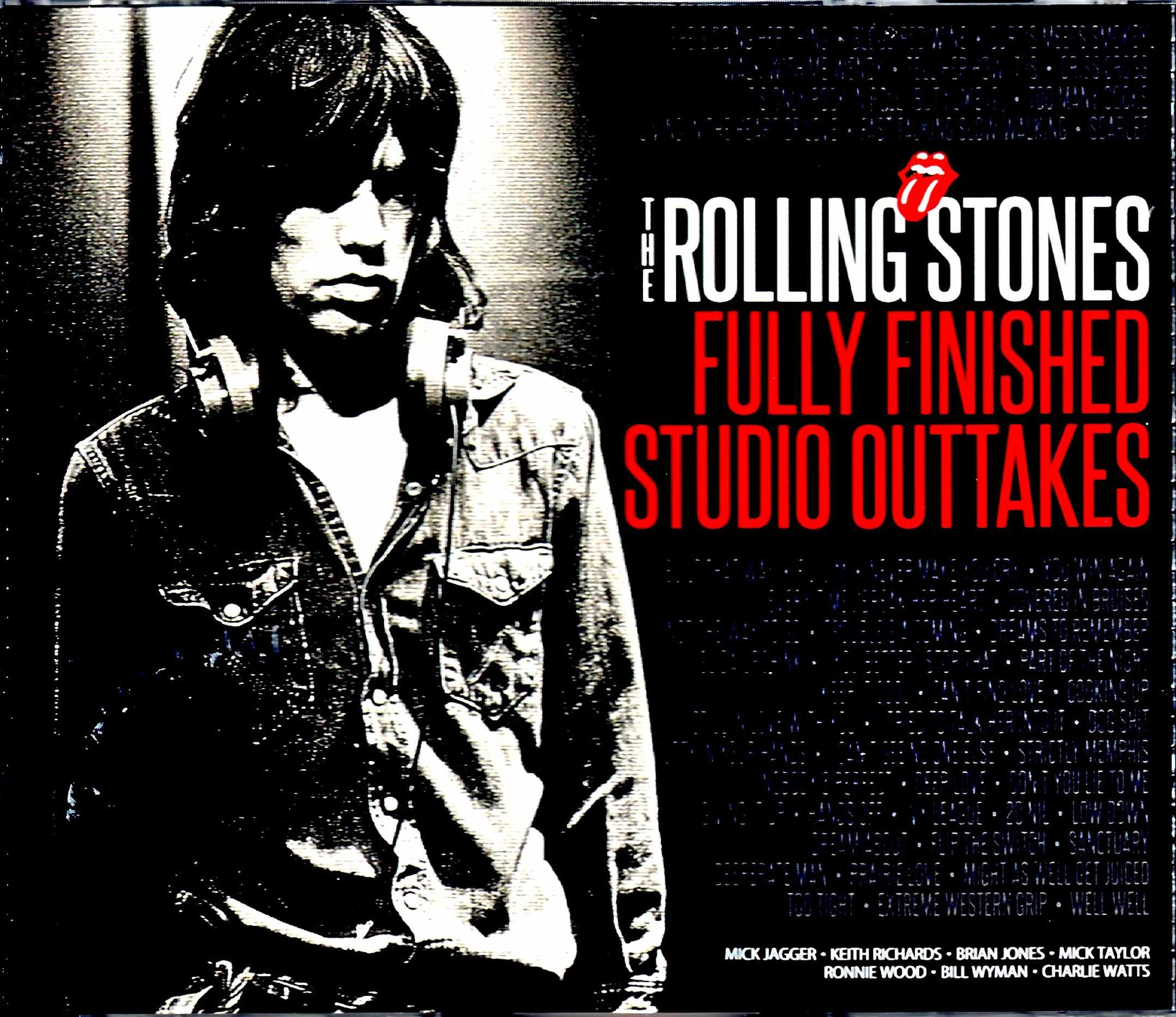 Rolling Stones ローリング・ストーンズ/Fully Finished Studio Outtakes Remastered