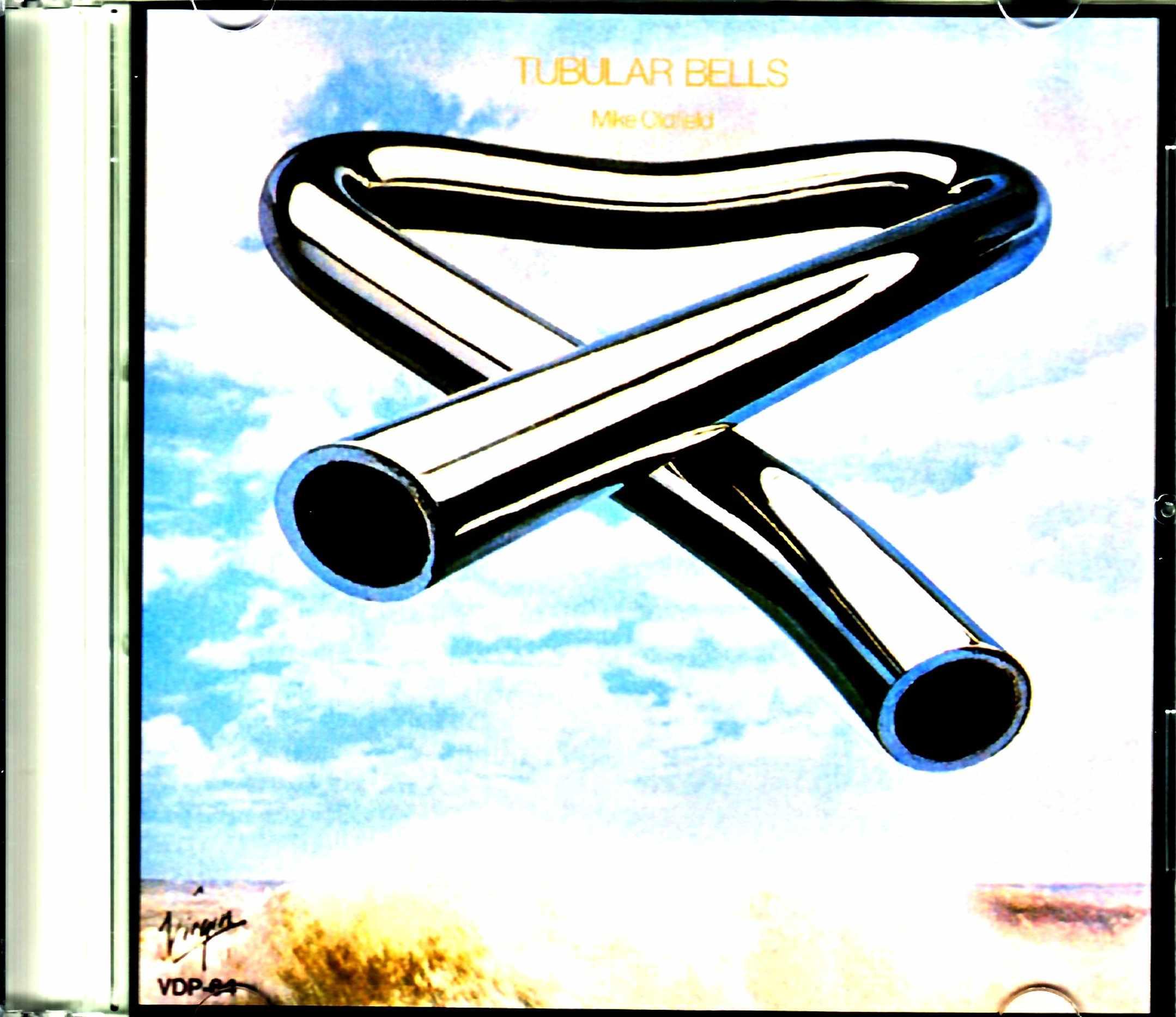 Mike Oldfield マイク・オールドフィールド/チューブラー・ベルズ Tubular Bells Original Japanese CD