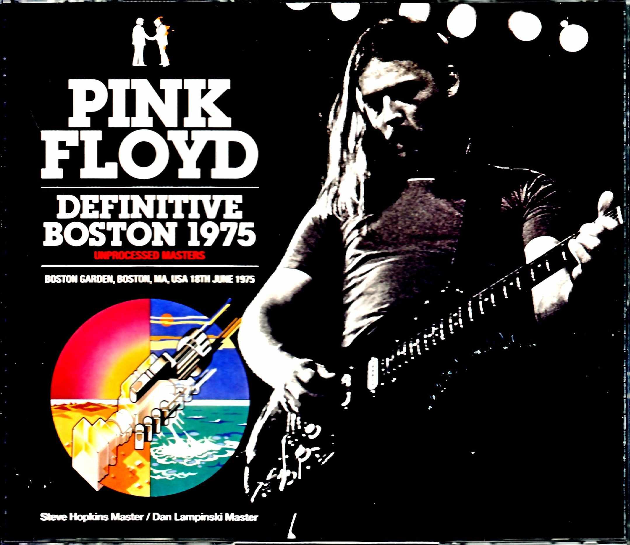 Pink Floyd ピンク・フロイド/MA,USA 1975 Unprocessed Masters