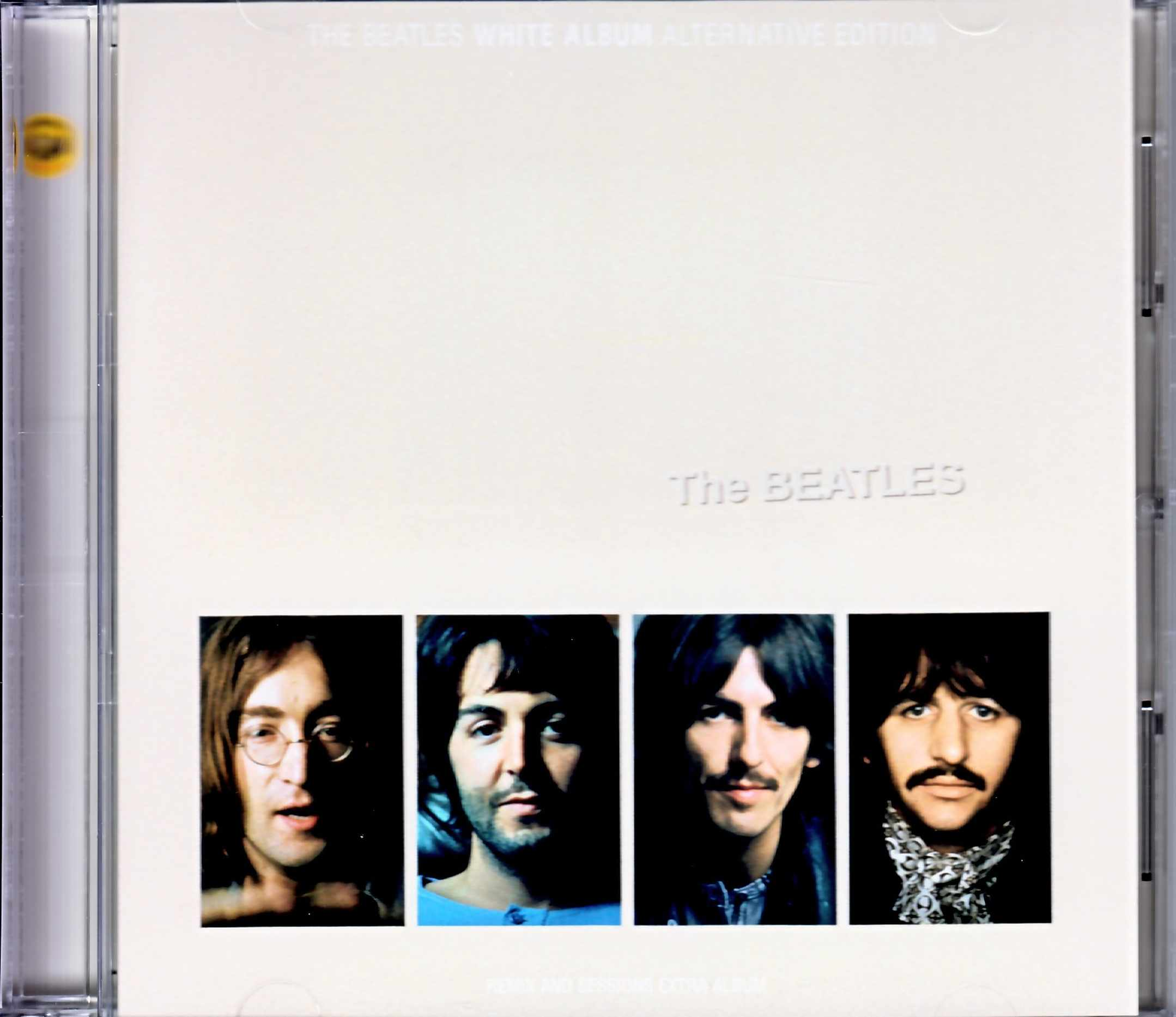 Beatles ビートルズ/ホワイト・アルバム White Album Alternative Edition