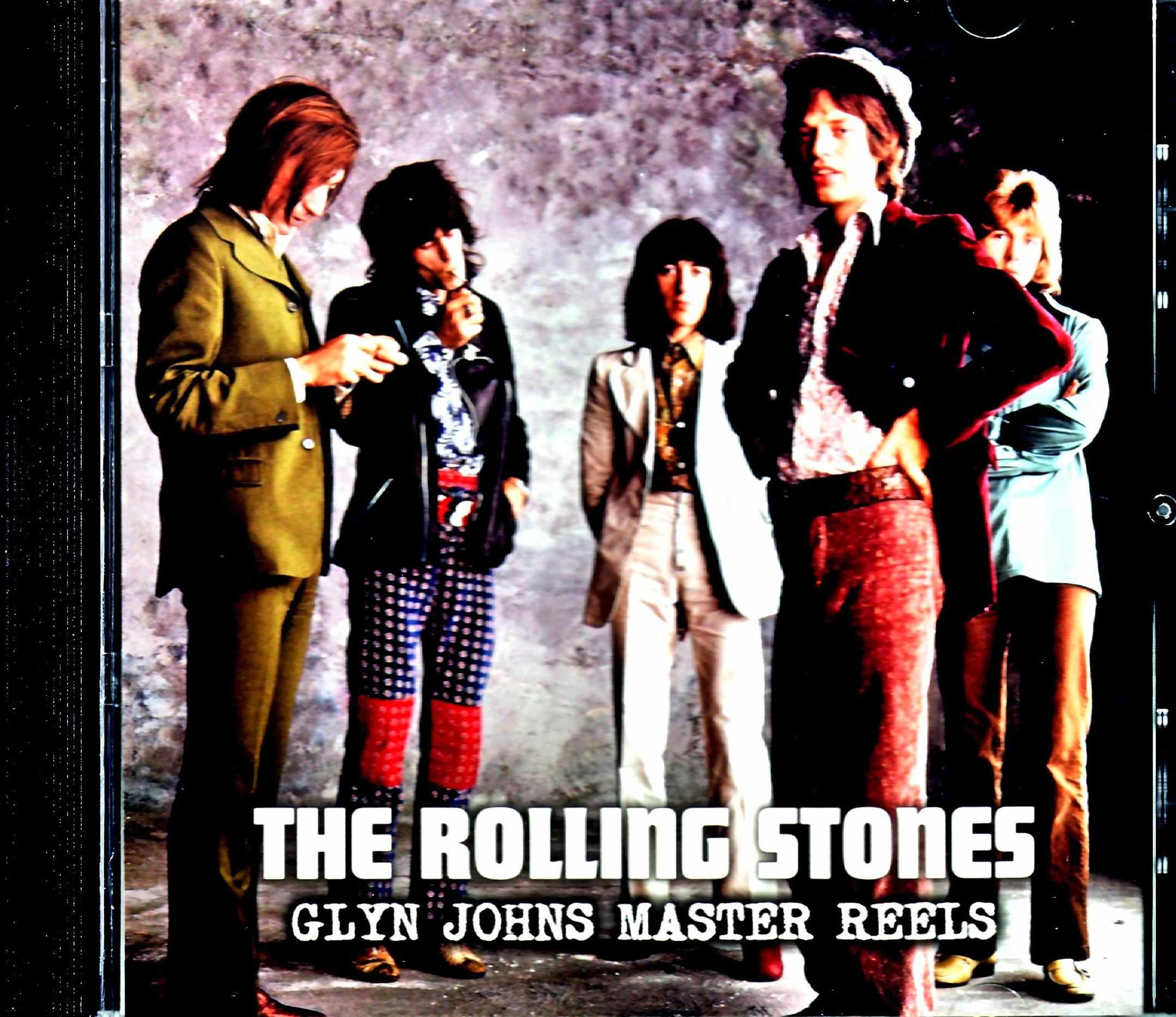 Rolling Stones ローリング・ストーンズ/Glyn Johns Master Reels