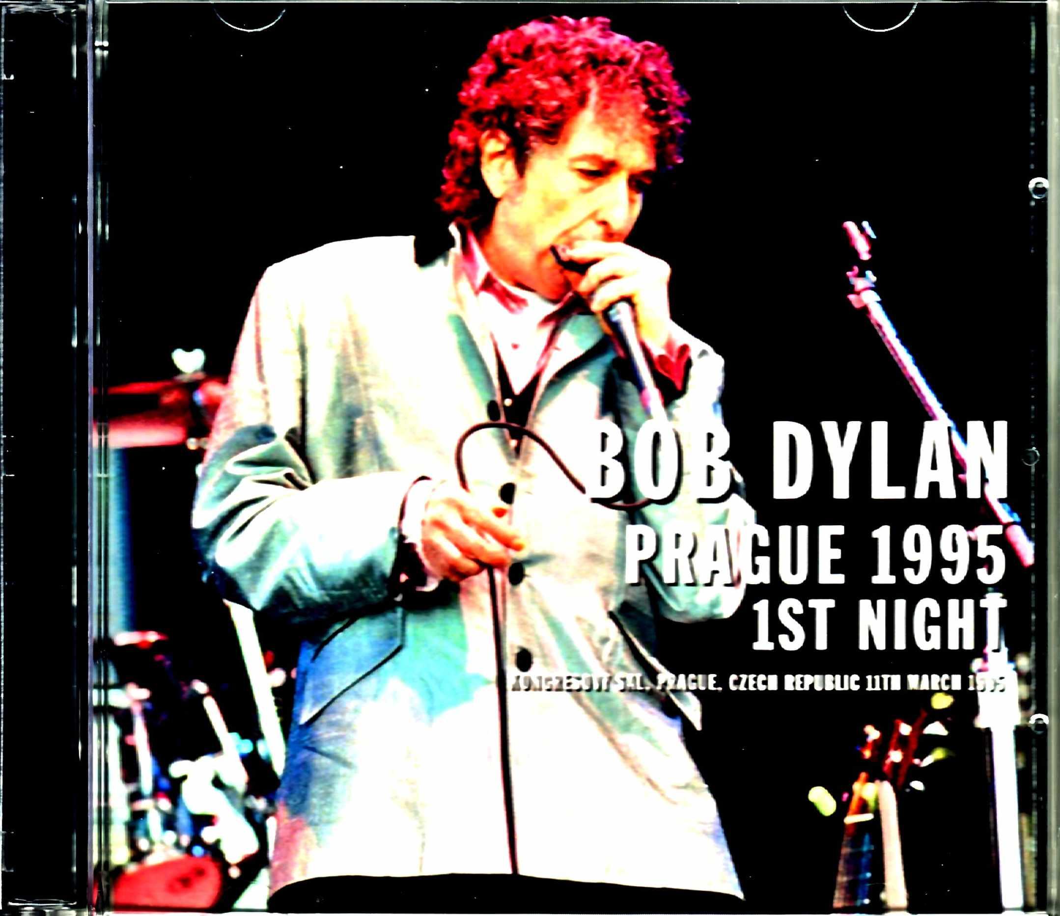 Bob Dylan ボブ・ディラン/Czech Republic 3.11.1995
