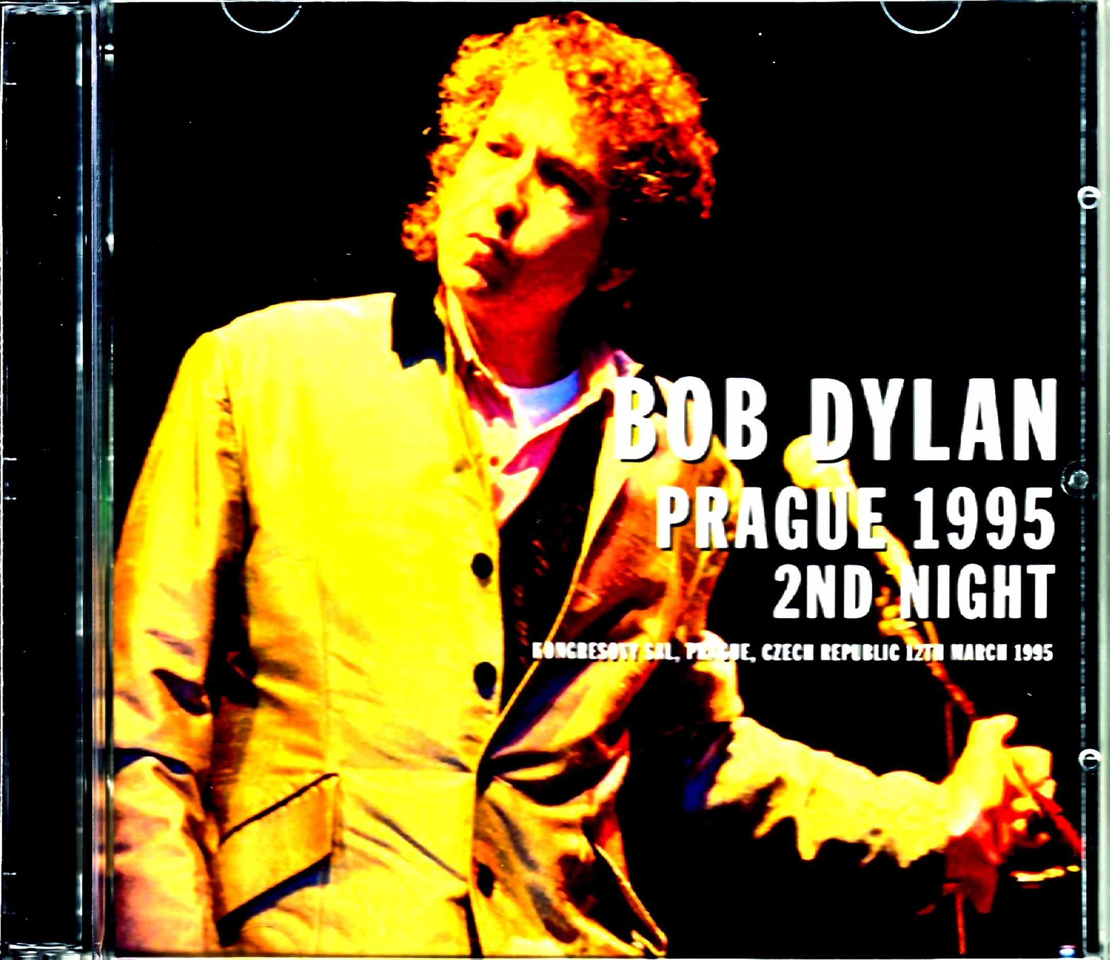 Bob Dylan ボブ・ディラン/Czech Republic 3.12.1995