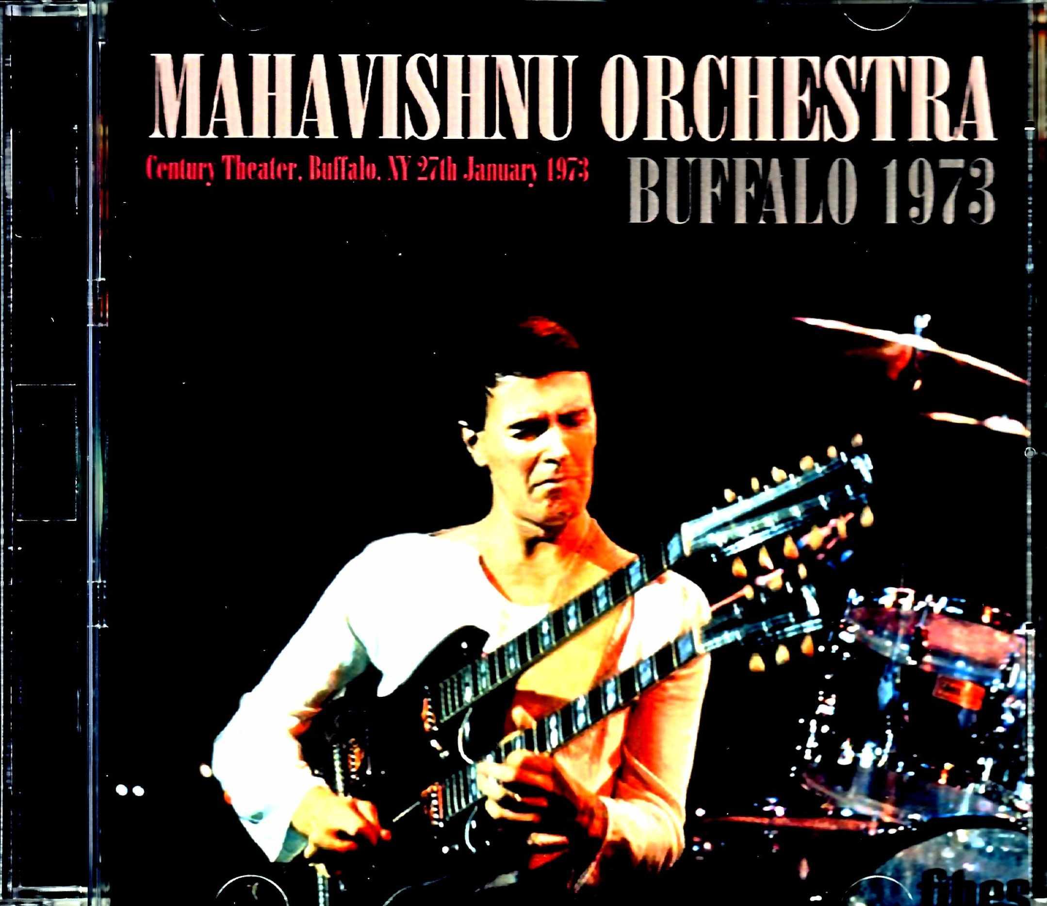 Mahavishnu Orchestra  マハヴィシュヌ・オーケストラ/NY,USA 1973