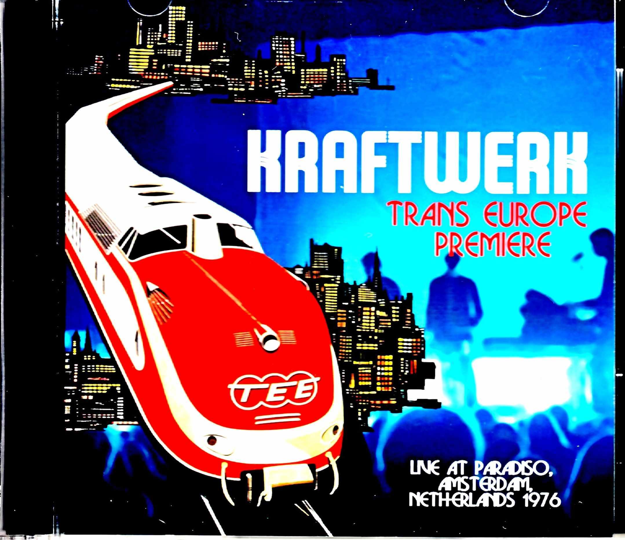 Kraftwerk クラフトワーク/Netherlands 1976