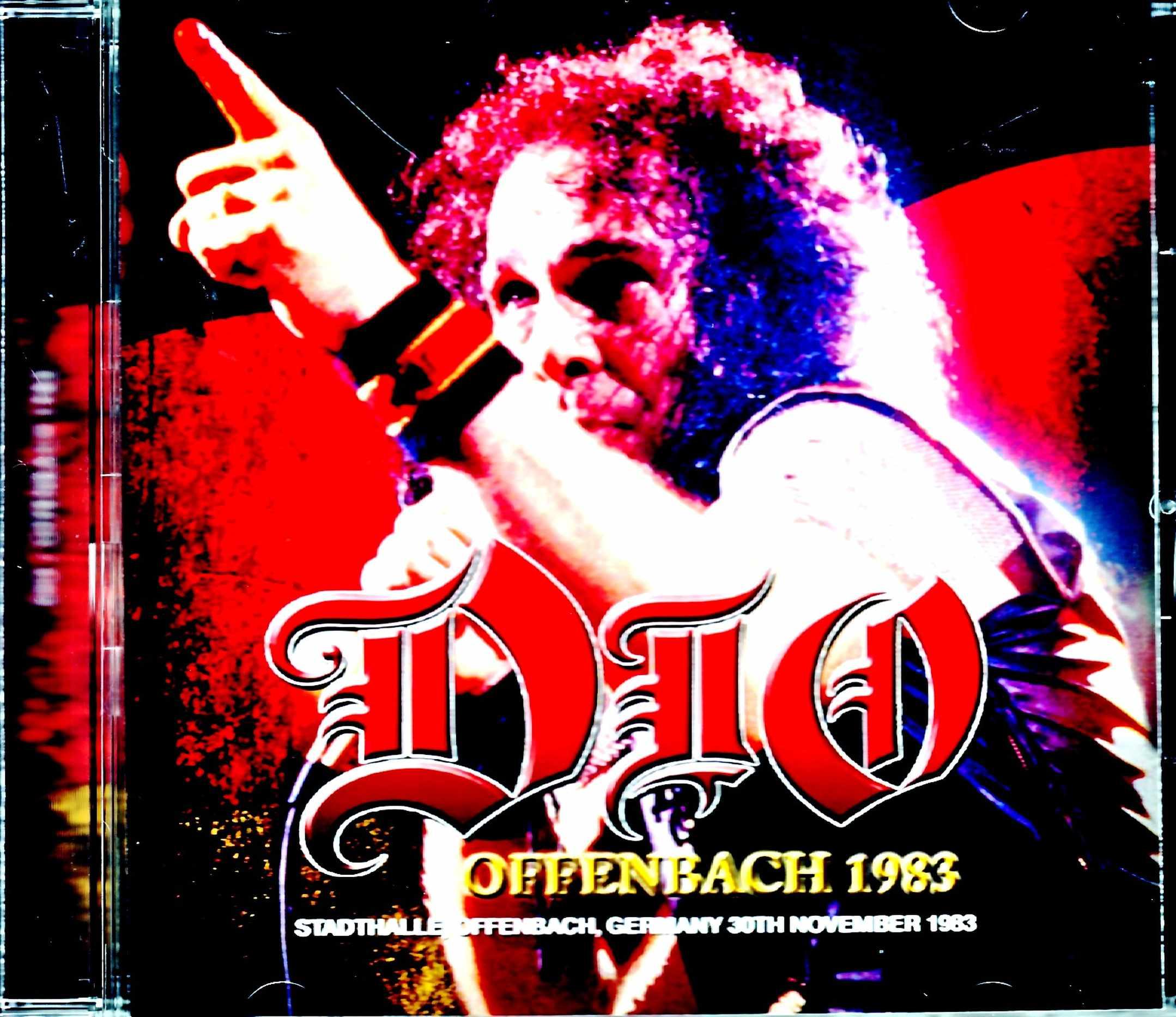 Dio ディオ/Germany 1983