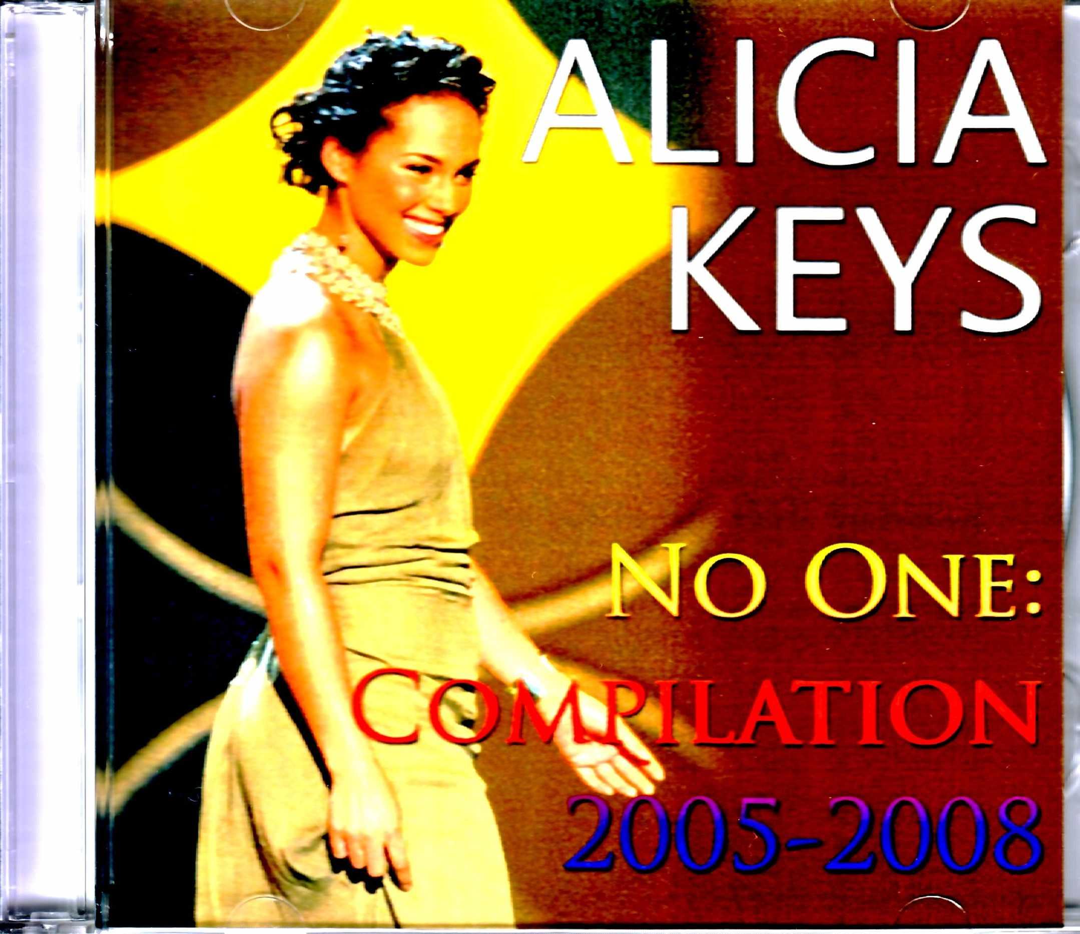 Alicia Keys アリシア・キース/Live Compilation 2005-2008 S & V