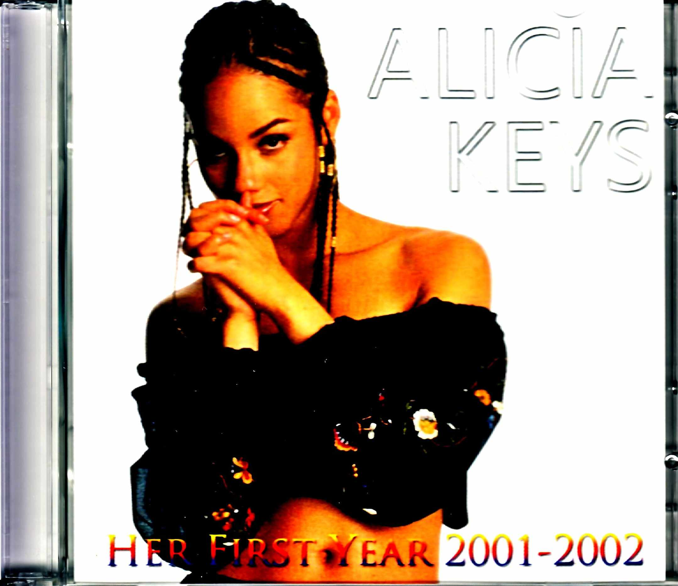 Alicia Keys アリシア・キース/Early Years Compilation 2001-2002 S & V